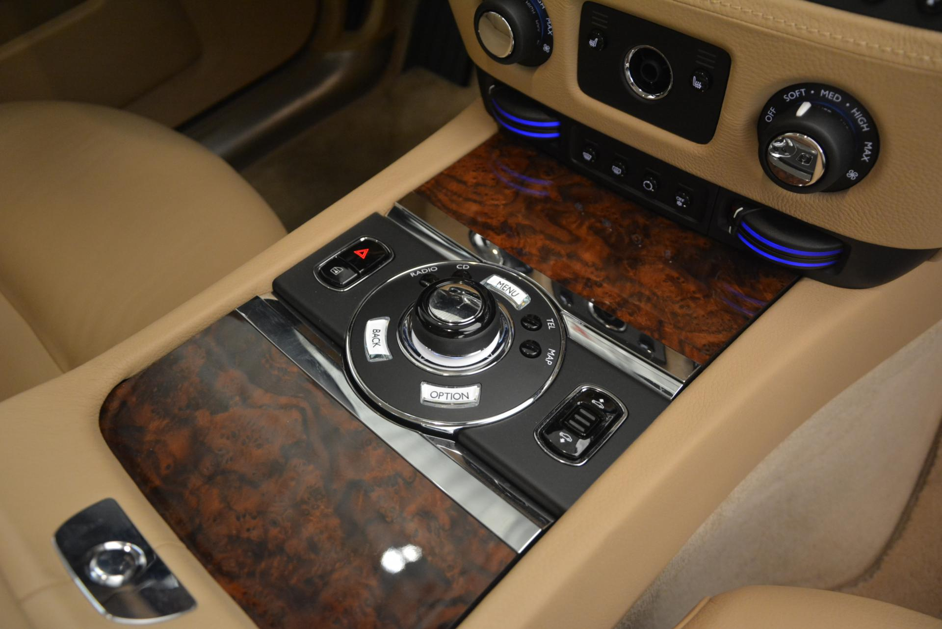 Used 2013 Rolls-Royce Ghost  For Sale In Greenwich, CT. Alfa Romeo of Greenwich, 7052 558_p22