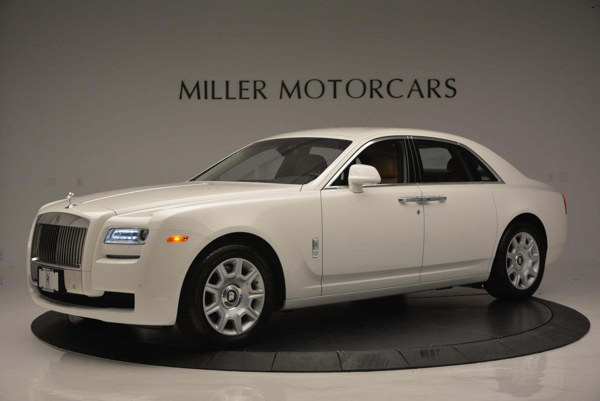 Used 2013 Rolls-Royce Ghost  For Sale In Greenwich, CT. Alfa Romeo of Greenwich, 7052 558_p2