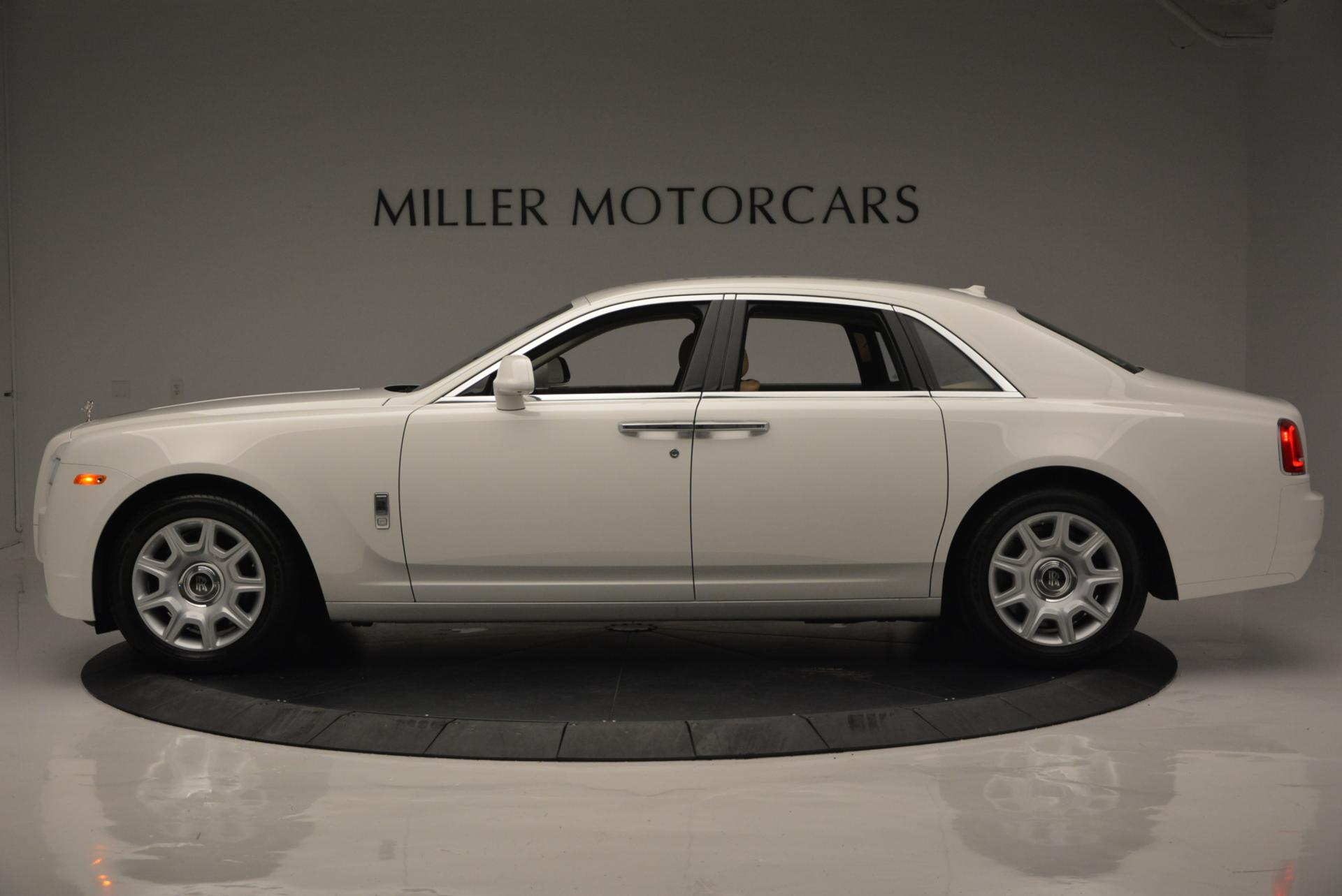 Used 2013 Rolls-Royce Ghost  For Sale In Greenwich, CT. Alfa Romeo of Greenwich, 7052 558_p3