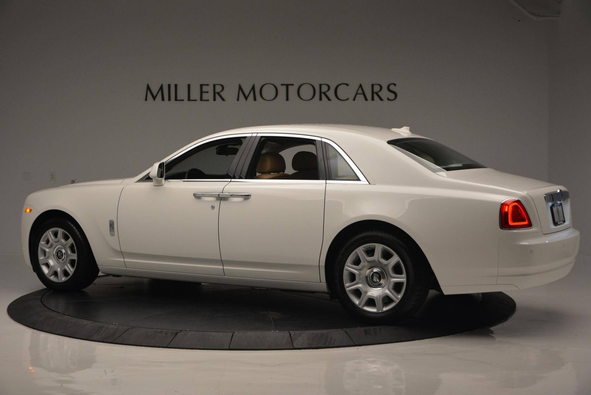 Used 2013 Rolls-Royce Ghost  For Sale In Greenwich, CT. Alfa Romeo of Greenwich, 7052 558_p4