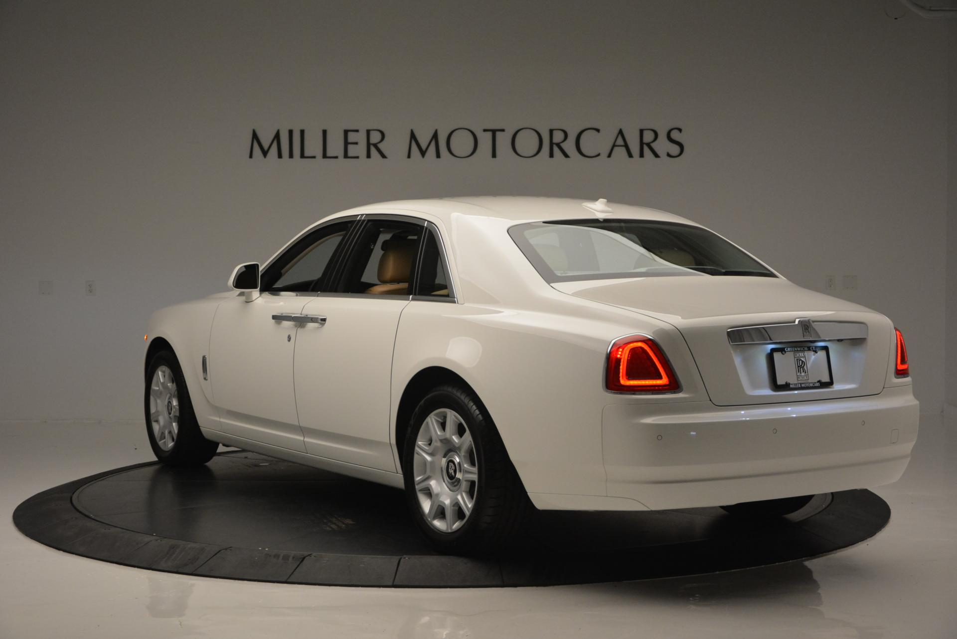Used 2013 Rolls-Royce Ghost  For Sale In Greenwich, CT. Alfa Romeo of Greenwich, 7052 558_p5