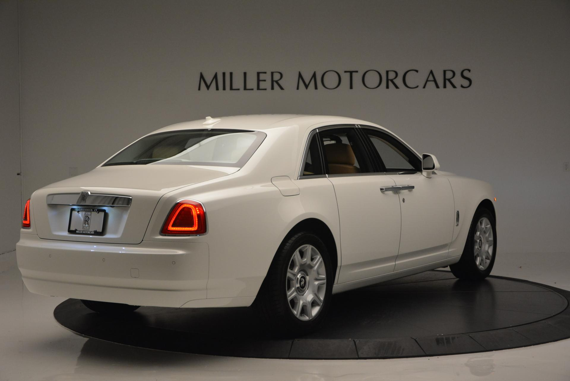 Used 2013 Rolls-Royce Ghost  For Sale In Greenwich, CT. Alfa Romeo of Greenwich, 7052 558_p7