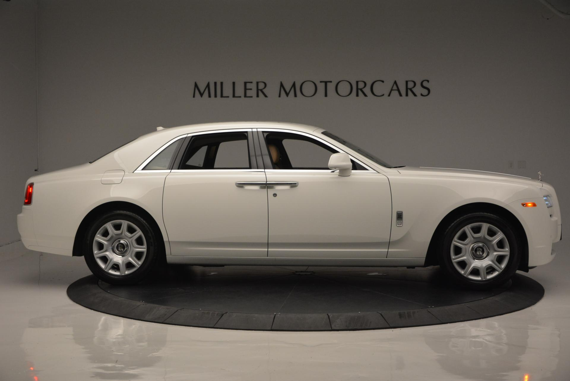 Used 2013 Rolls-Royce Ghost  For Sale In Greenwich, CT. Alfa Romeo of Greenwich, 7052 558_p9