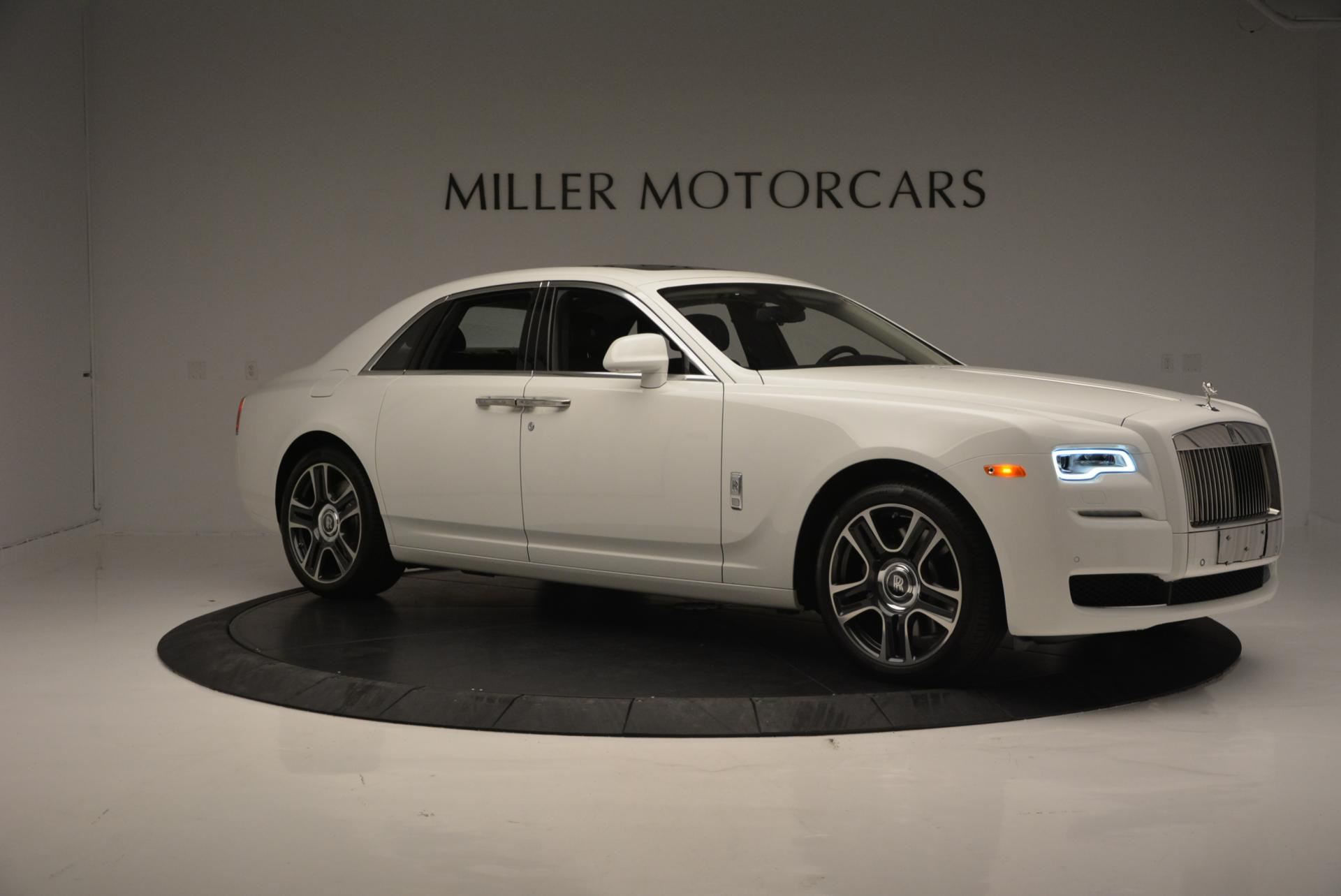 Used 2017 Rolls-Royce Ghost  For Sale In Greenwich, CT. Alfa Romeo of Greenwich, R381 560_p10