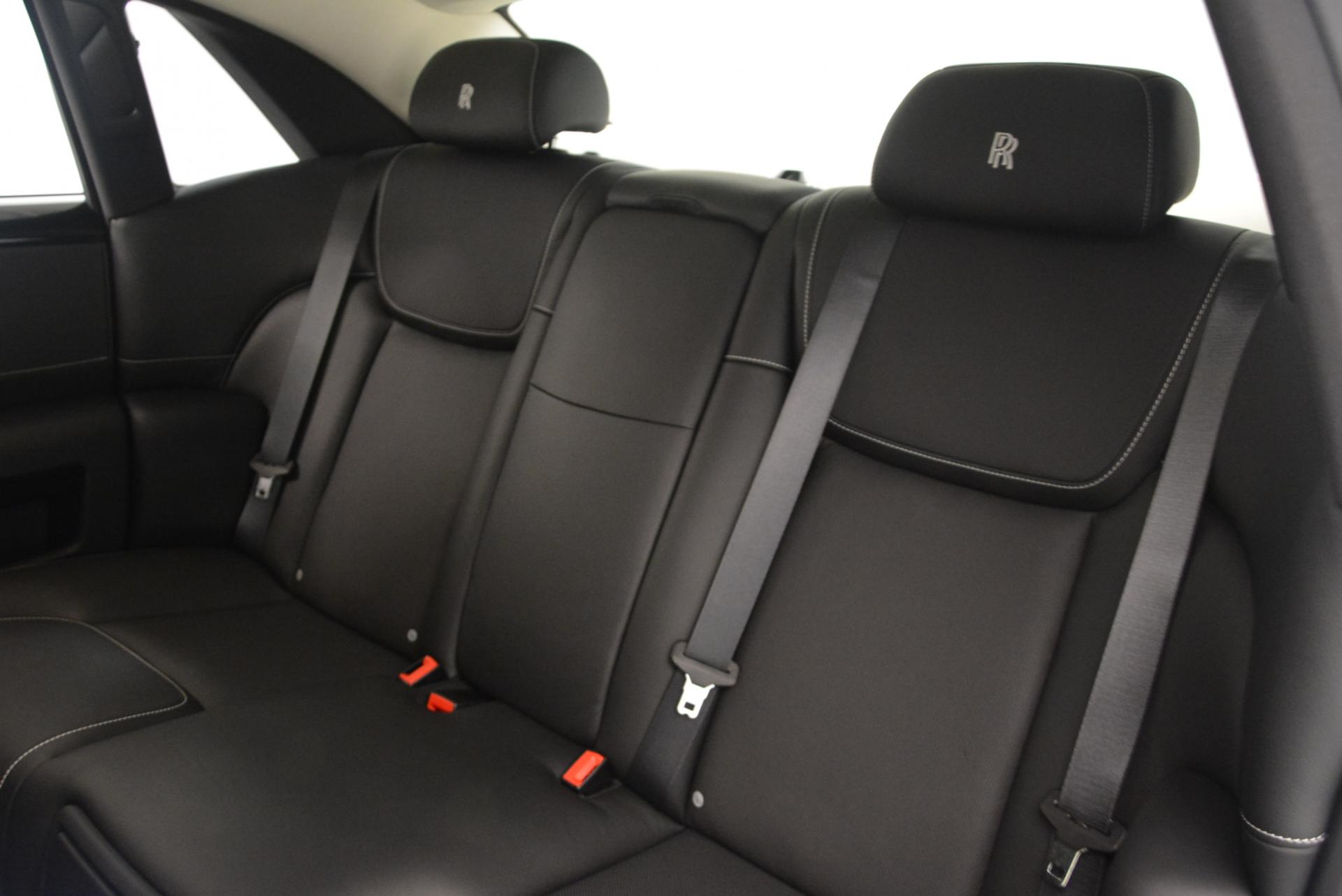 Used 2017 Rolls-Royce Ghost  For Sale In Greenwich, CT. Alfa Romeo of Greenwich, R381 560_p27