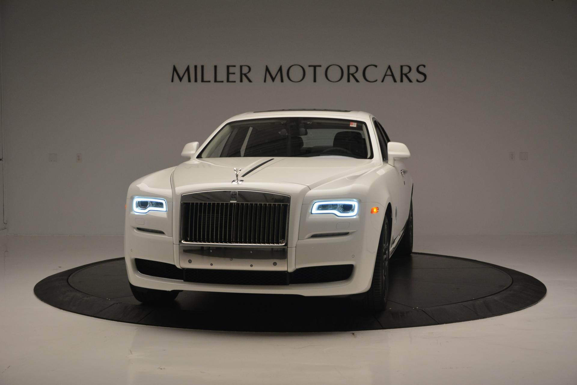 Used 2017 Rolls-Royce Ghost  For Sale In Greenwich, CT. Alfa Romeo of Greenwich, R381 560_p2
