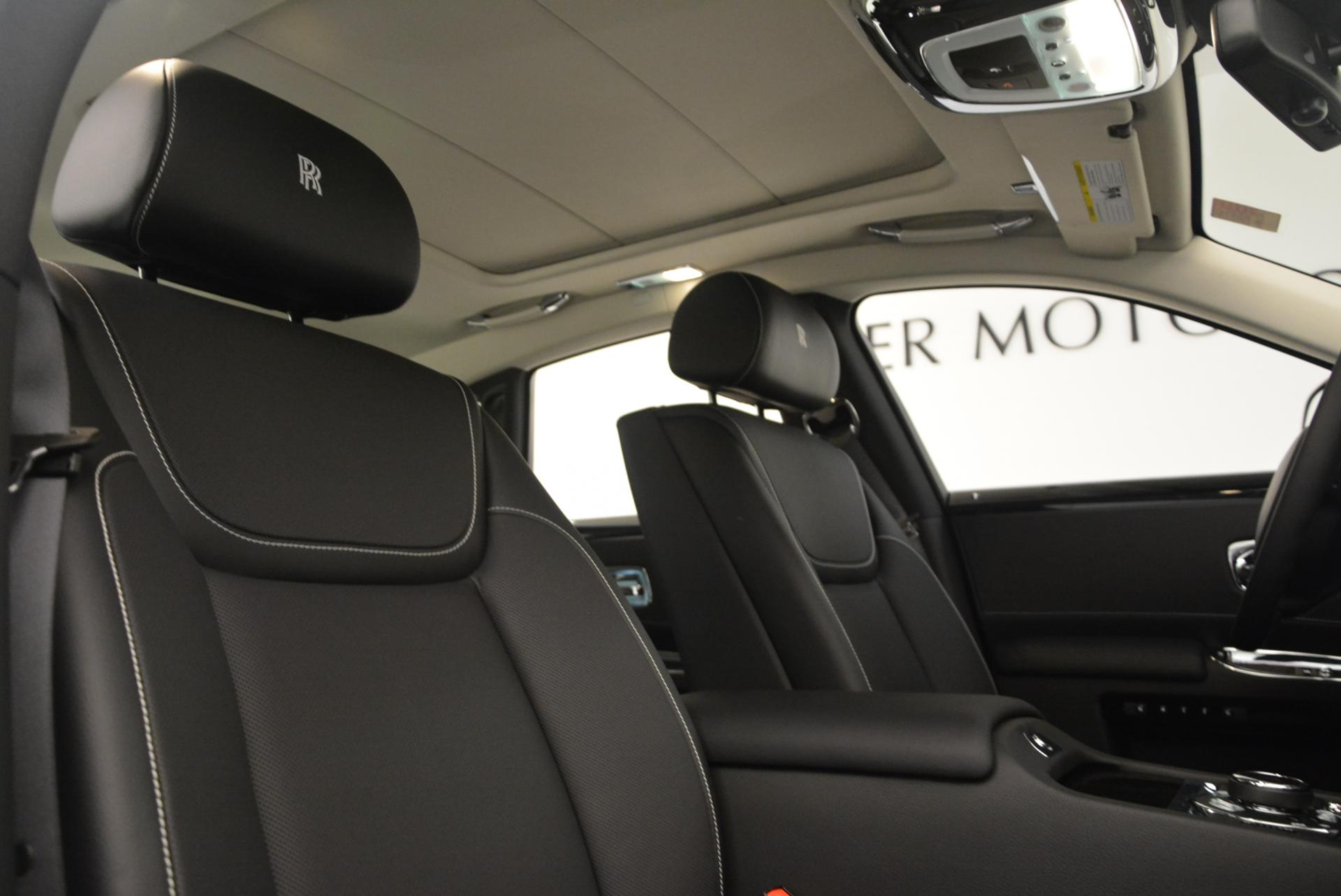 Used 2017 Rolls-Royce Ghost  For Sale In Greenwich, CT. Alfa Romeo of Greenwich, R381 560_p32