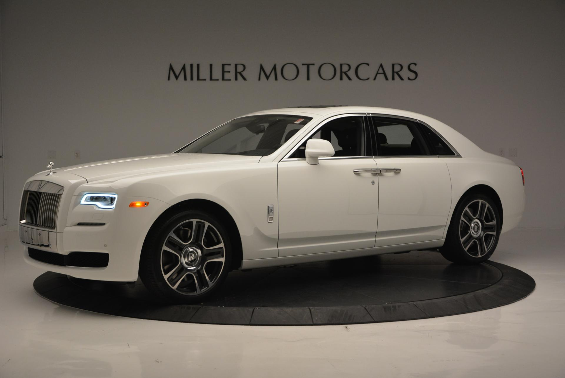 Used 2017 Rolls-Royce Ghost  For Sale In Greenwich, CT. Alfa Romeo of Greenwich, R381 560_p3