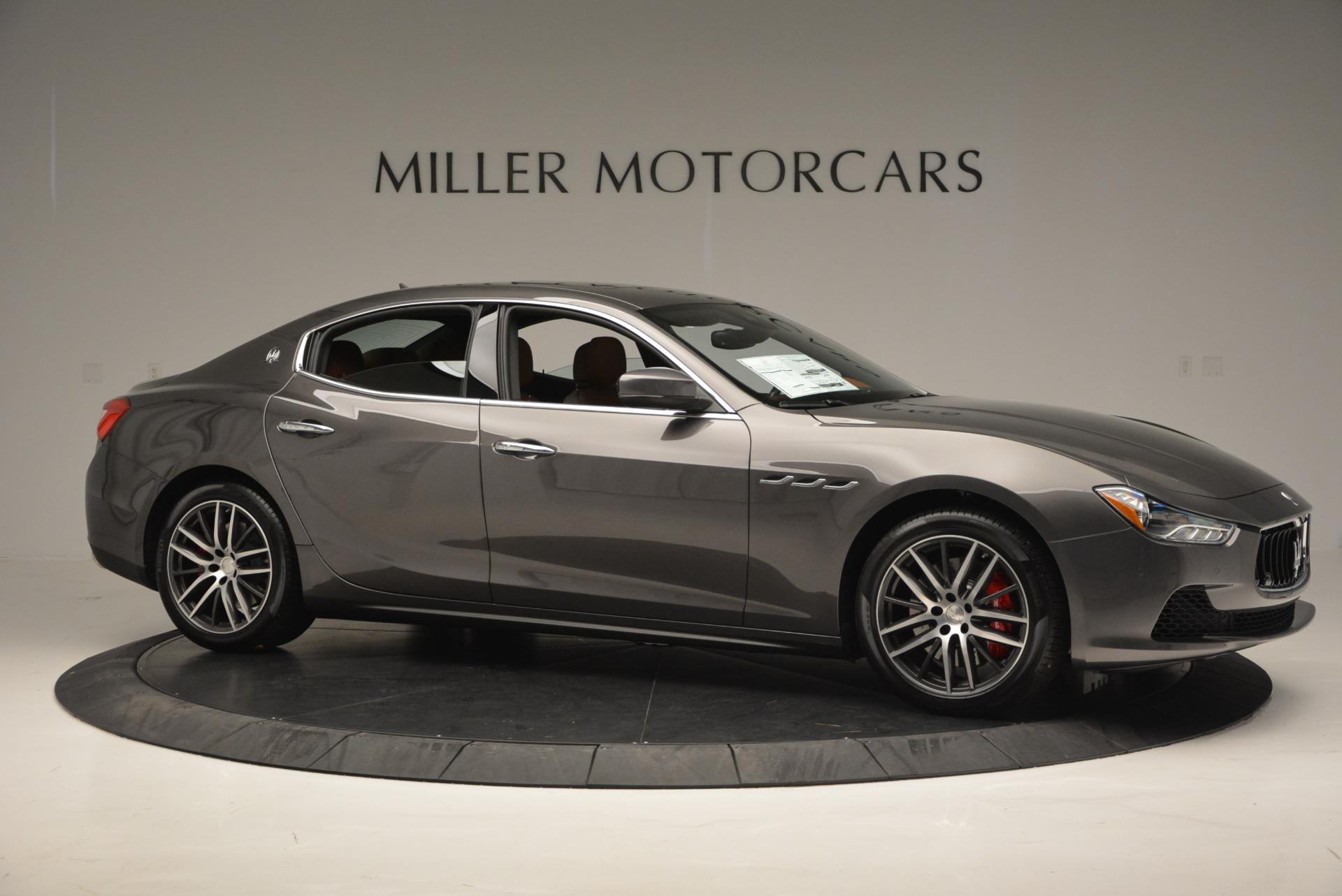 Used 2017 Maserati Ghibli S Q4  EX-LOANER For Sale In Greenwich, CT. Alfa Romeo of Greenwich, W311 565_p10