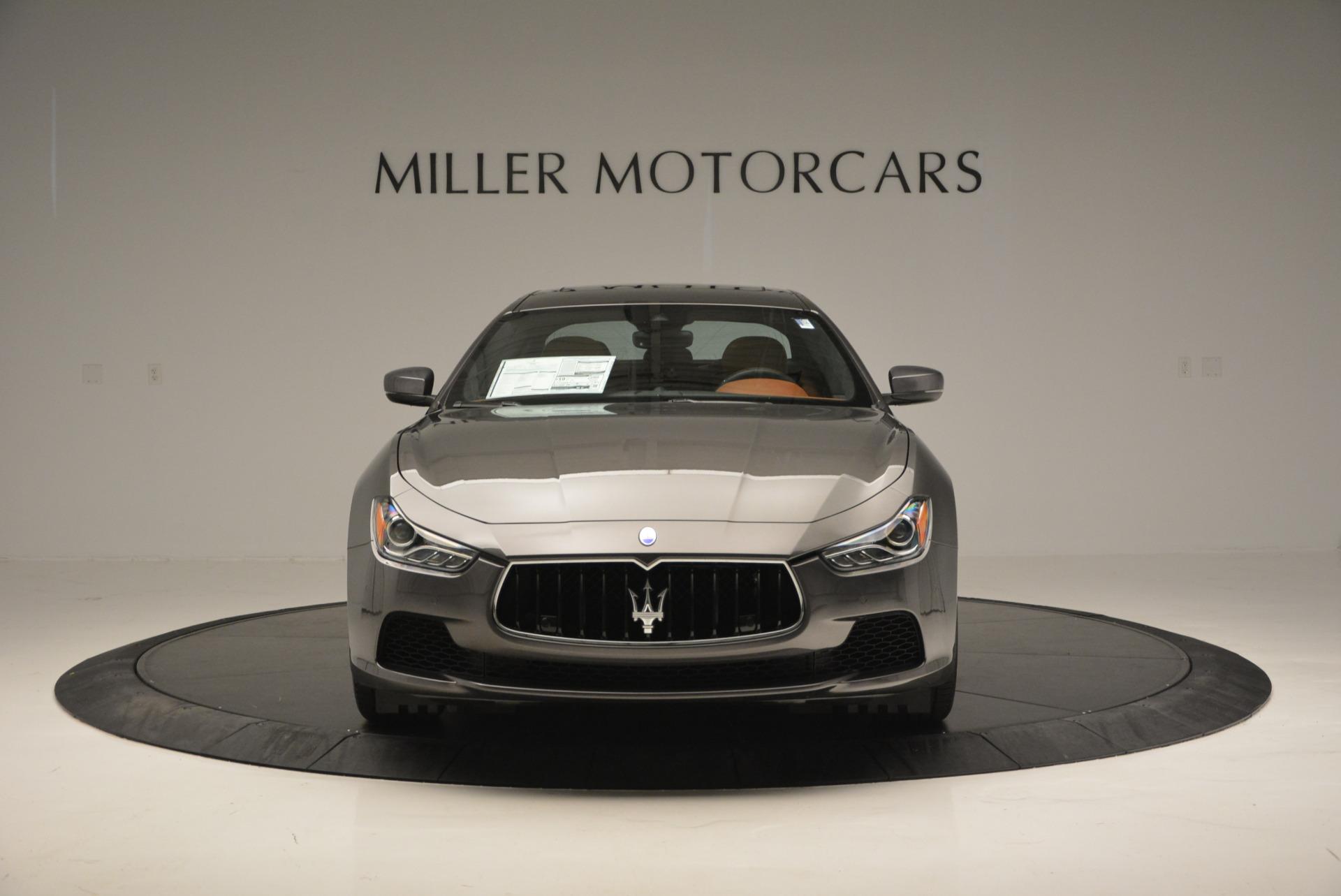 Used 2017 Maserati Ghibli S Q4  EX-LOANER For Sale In Greenwich, CT. Alfa Romeo of Greenwich, W311 565_p12
