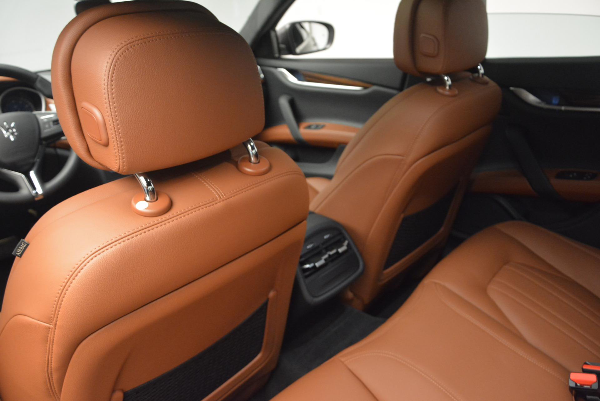 Used 2017 Maserati Ghibli S Q4  EX-LOANER For Sale In Greenwich, CT. Alfa Romeo of Greenwich, W311 565_p16