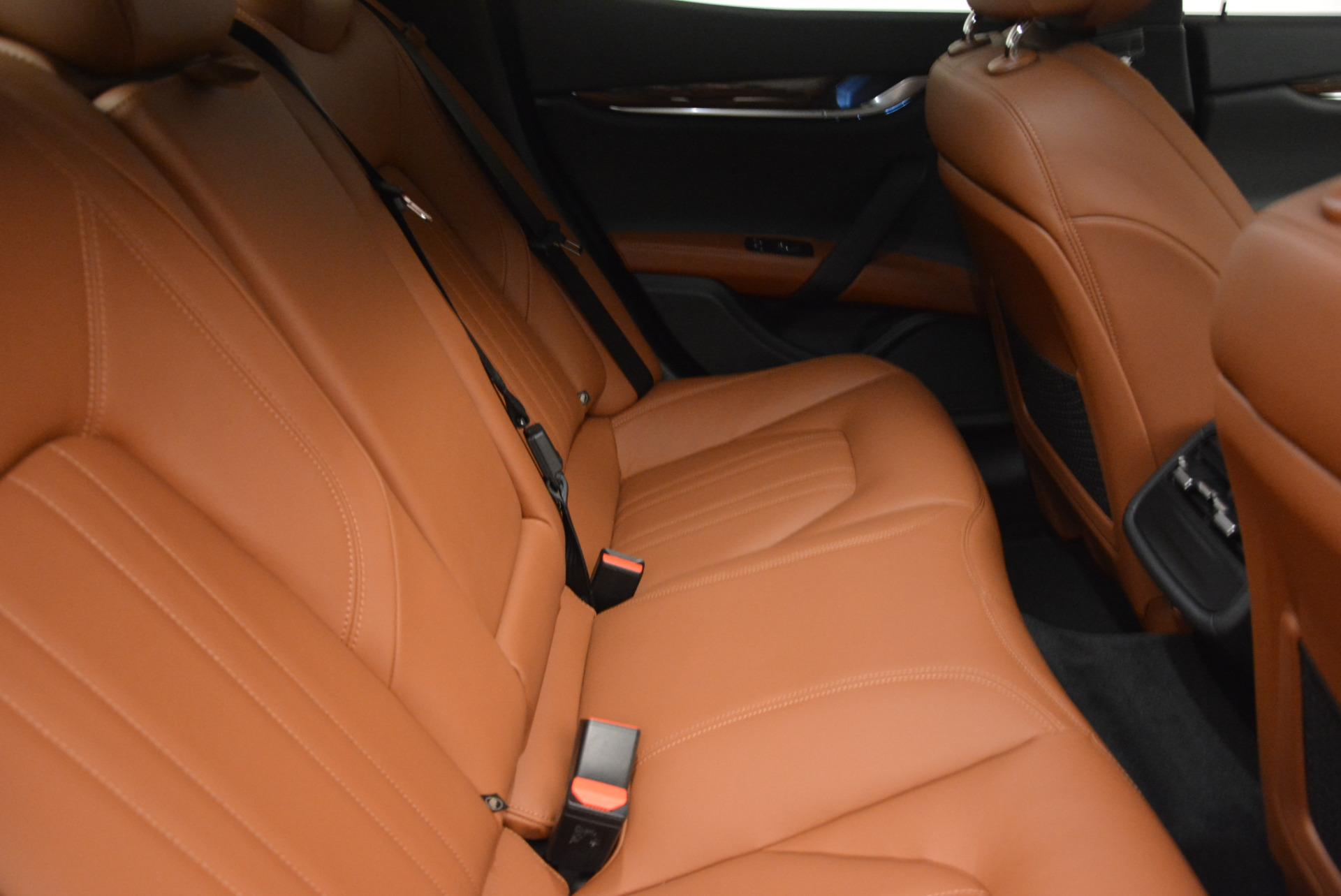 Used 2017 Maserati Ghibli S Q4  EX-LOANER For Sale In Greenwich, CT. Alfa Romeo of Greenwich, W311 565_p23