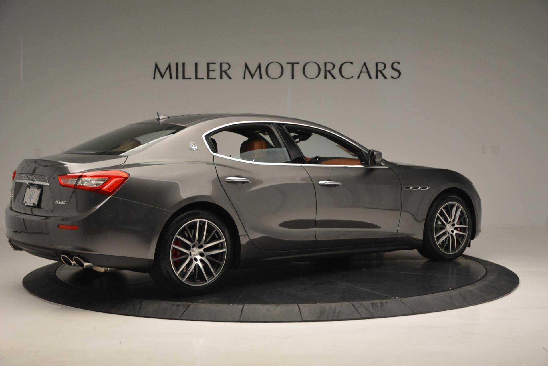 Used 2017 Maserati Ghibli S Q4  EX-LOANER For Sale In Greenwich, CT. Alfa Romeo of Greenwich, W311 565_p8