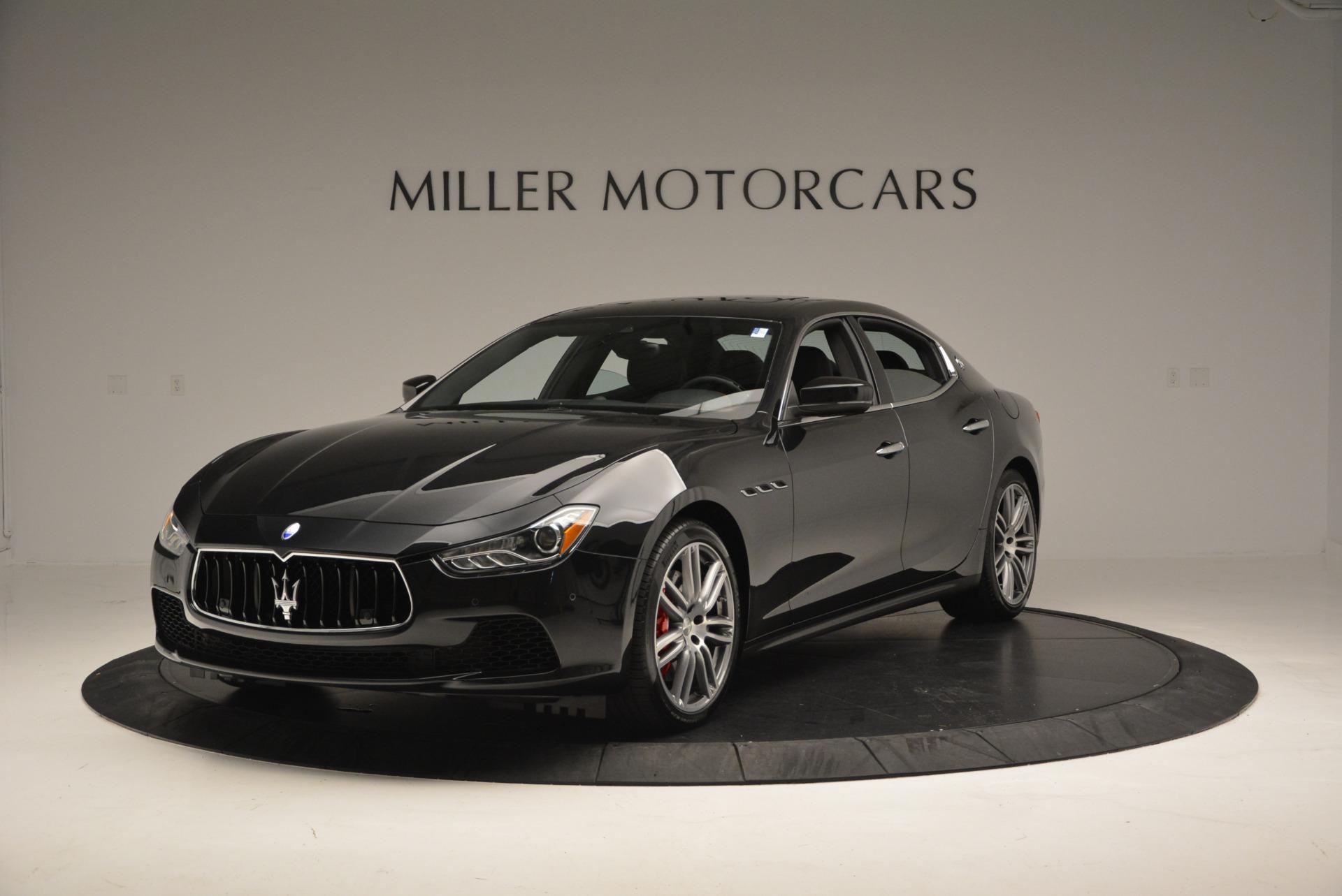 New 2017 Maserati Ghibli S Q4 For Sale In Greenwich, CT. Alfa Romeo of Greenwich, W349 566_main