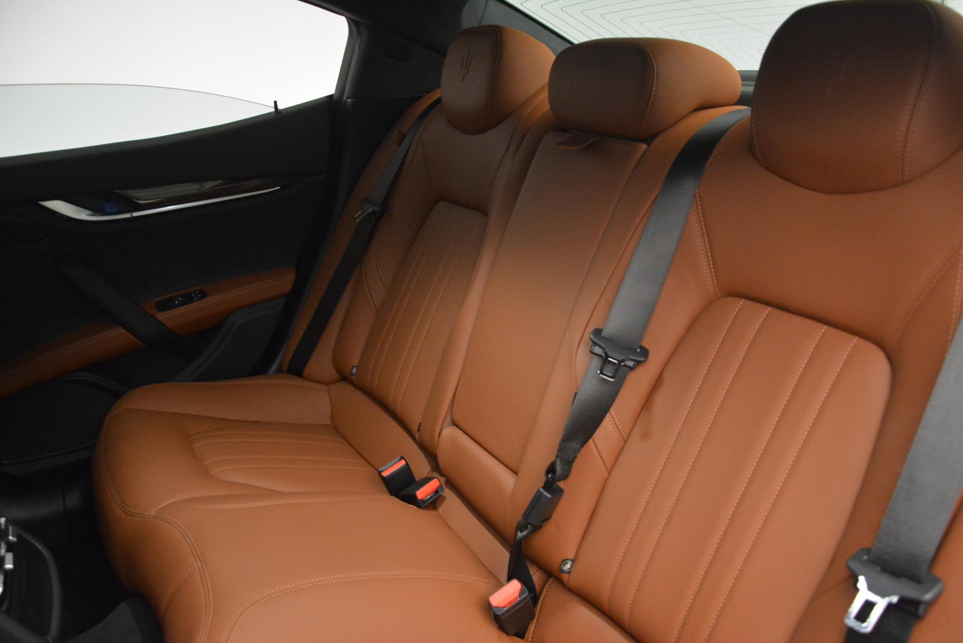 Used 2017 Maserati Ghibli S Q4 - EX Loaner For Sale In Greenwich, CT. Alfa Romeo of Greenwich, M1656 567_p18