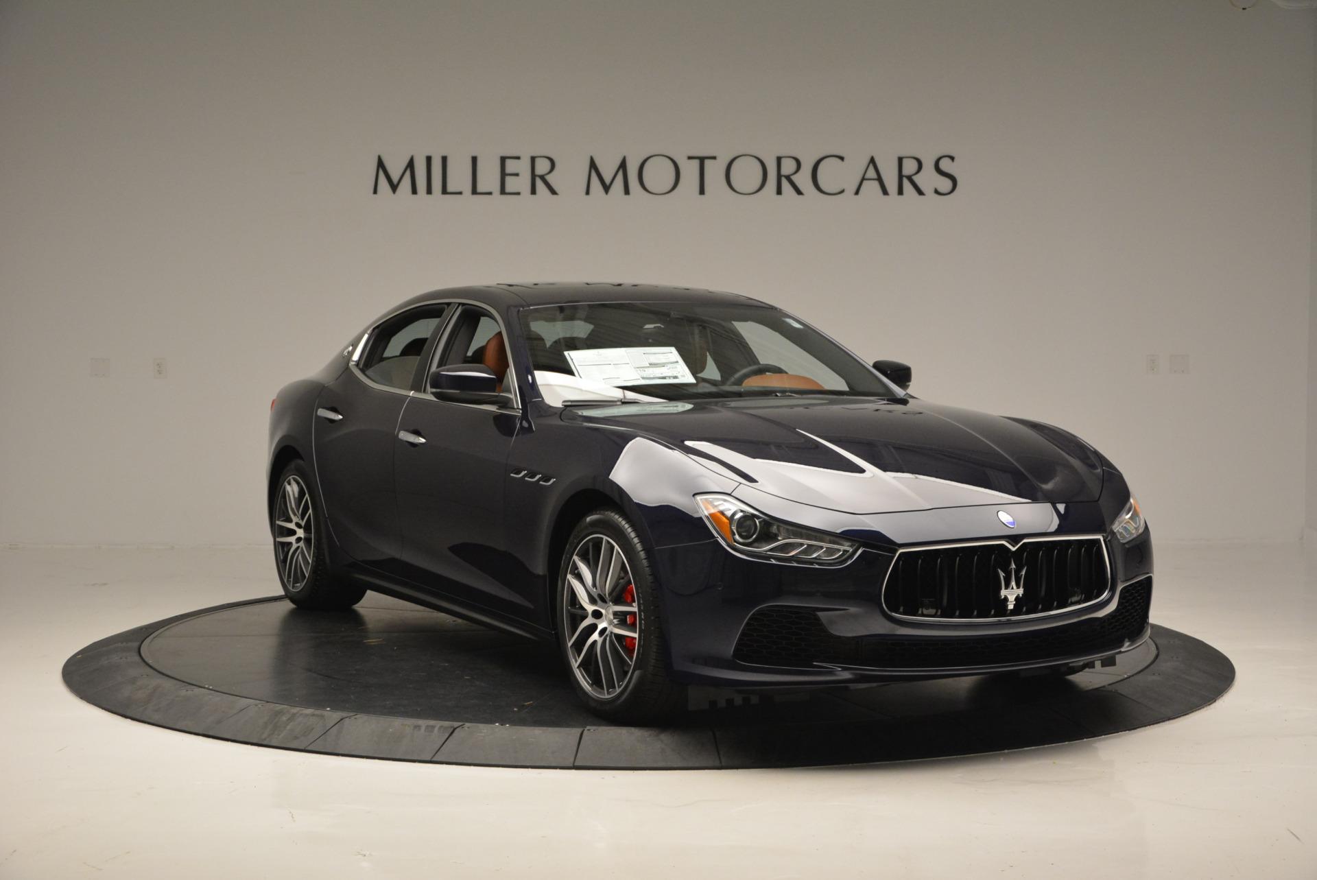 Used 2017 Maserati Ghibli S Q4 - EX Loaner For Sale In Greenwich, CT. Alfa Romeo of Greenwich, M1662 568_p11