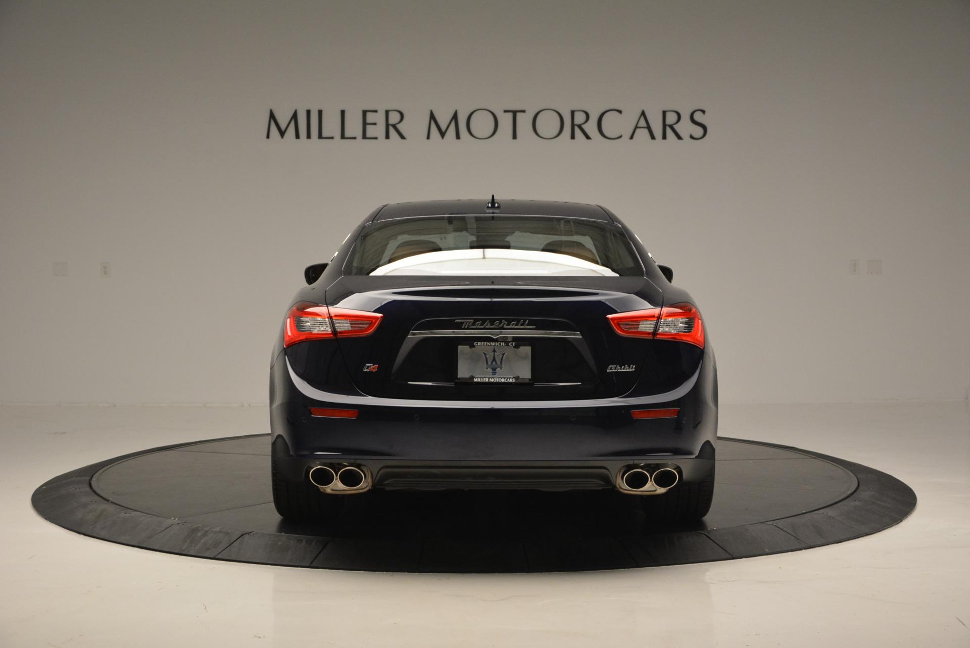 Used 2017 Maserati Ghibli S Q4 - EX Loaner For Sale In Greenwich, CT. Alfa Romeo of Greenwich, M1662 568_p6