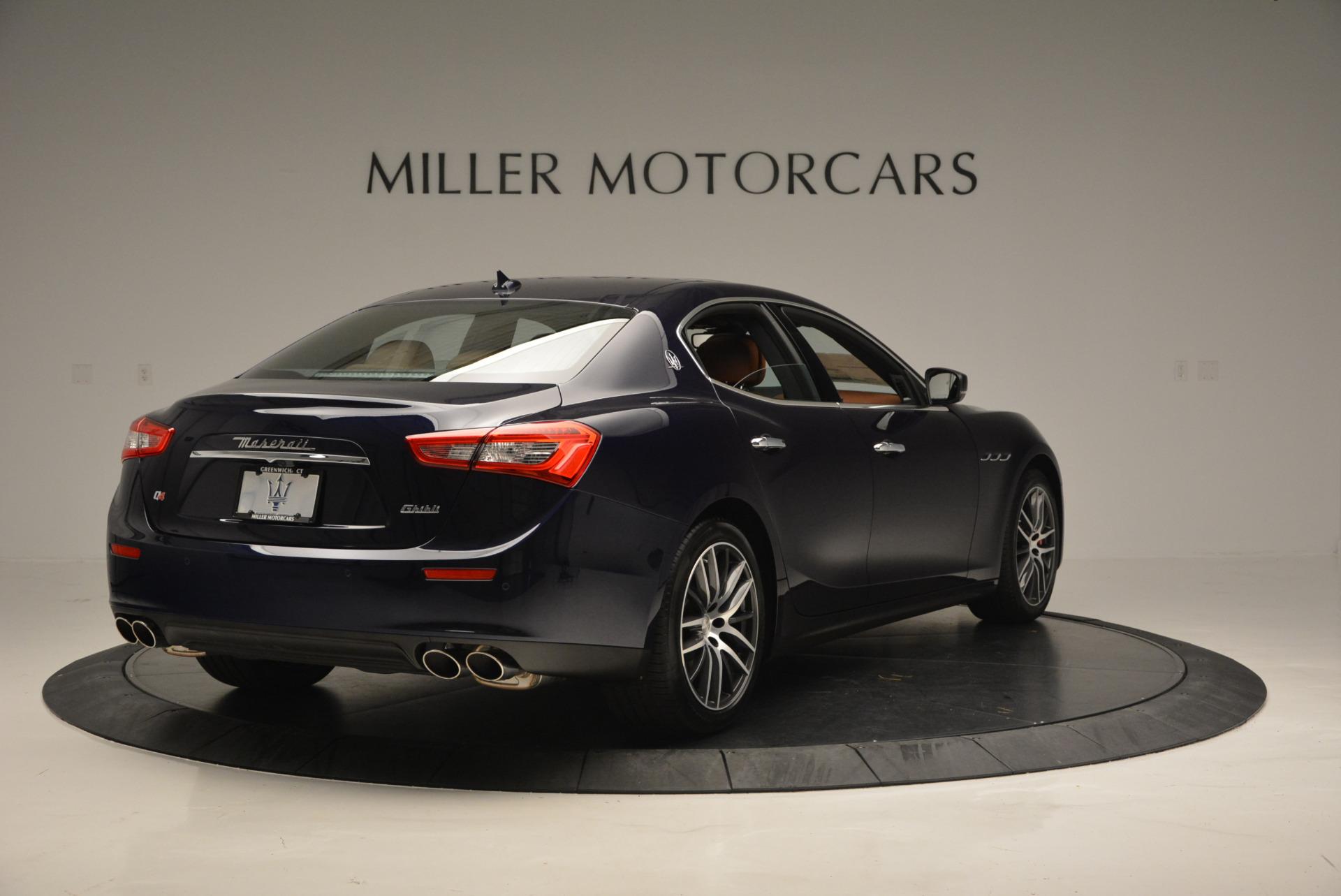Used 2017 Maserati Ghibli S Q4 - EX Loaner For Sale In Greenwich, CT. Alfa Romeo of Greenwich, M1662 568_p7