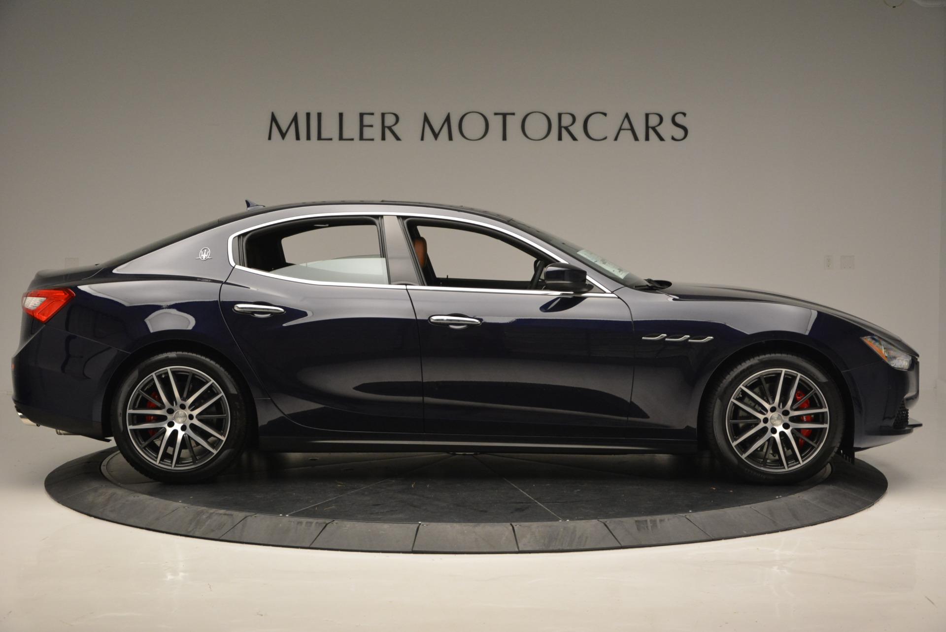 Used 2017 Maserati Ghibli S Q4 - EX Loaner For Sale In Greenwich, CT. Alfa Romeo of Greenwich, M1662 568_p9