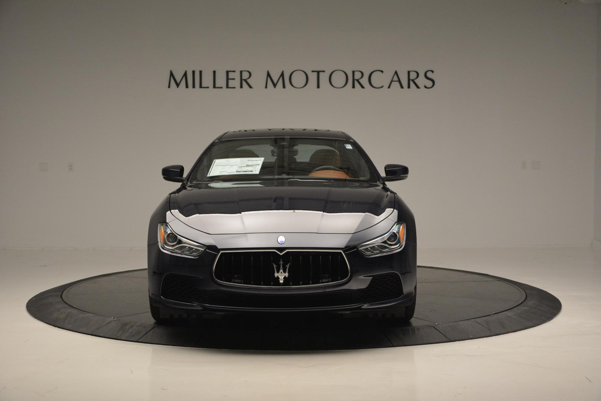 New 2017 Maserati Ghibli S Q4 For Sale In Greenwich, CT. Alfa Romeo of Greenwich, M1665 569_p12