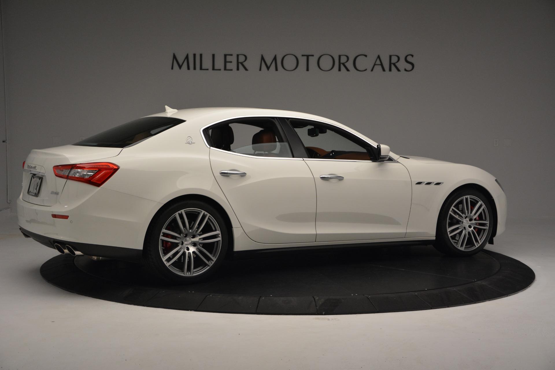 New 2017 Maserati Ghibli S Q4 For Sale In Greenwich, CT. Alfa Romeo of Greenwich, M1655 570_p9