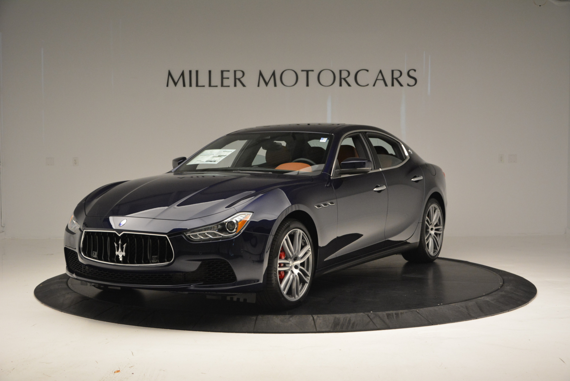 New 2017 Maserati Ghibli S Q4 For Sale In Greenwich, CT. Alfa Romeo of Greenwich, M1681