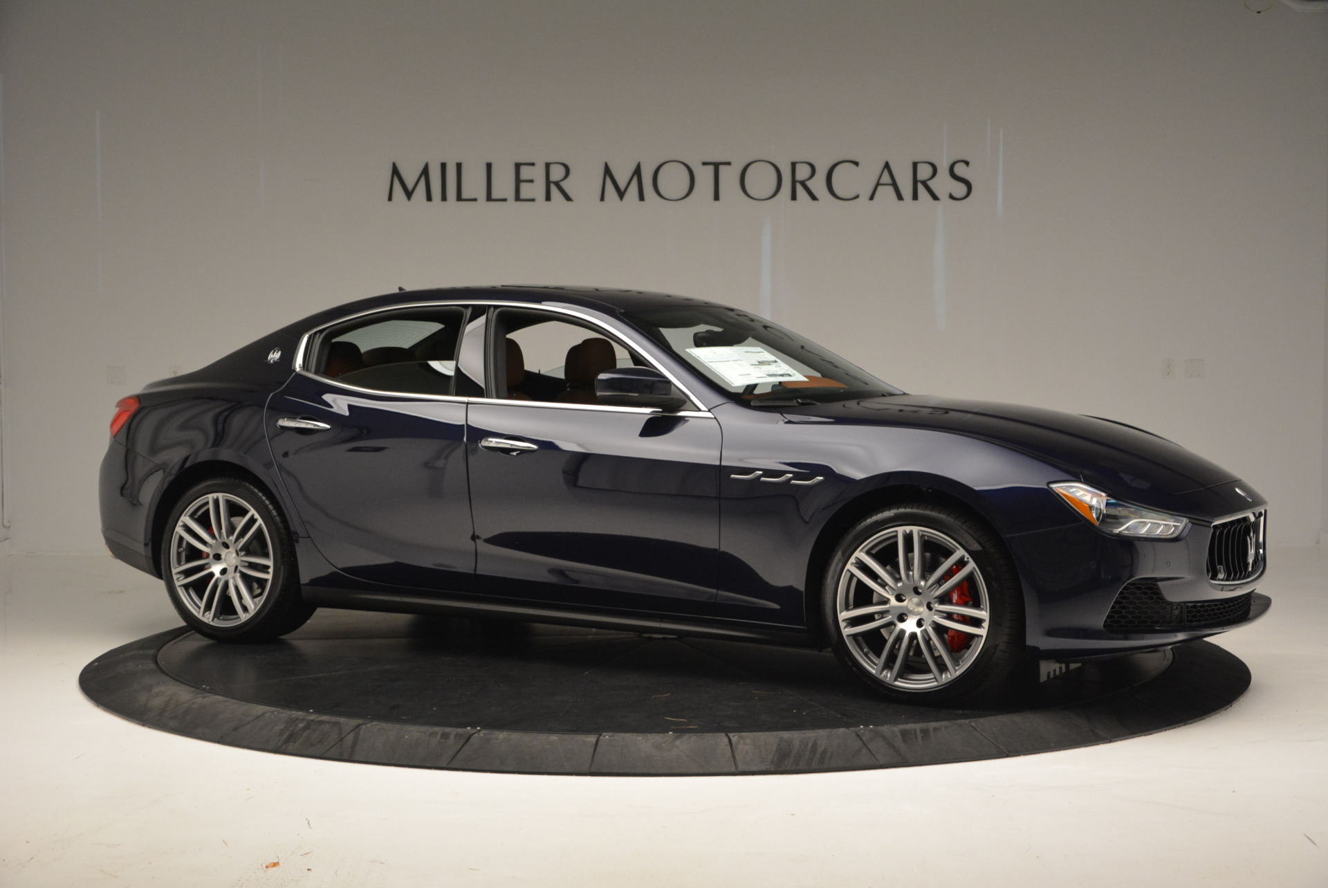 New 2017 Maserati Ghibli S Q4 For Sale In Greenwich, CT. Alfa Romeo of Greenwich, M1681 571_p10