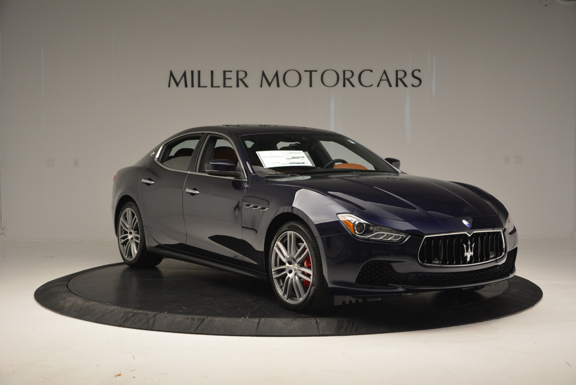 New 2017 Maserati Ghibli S Q4 For Sale In Greenwich, CT. Alfa Romeo of Greenwich, M1681 571_p11