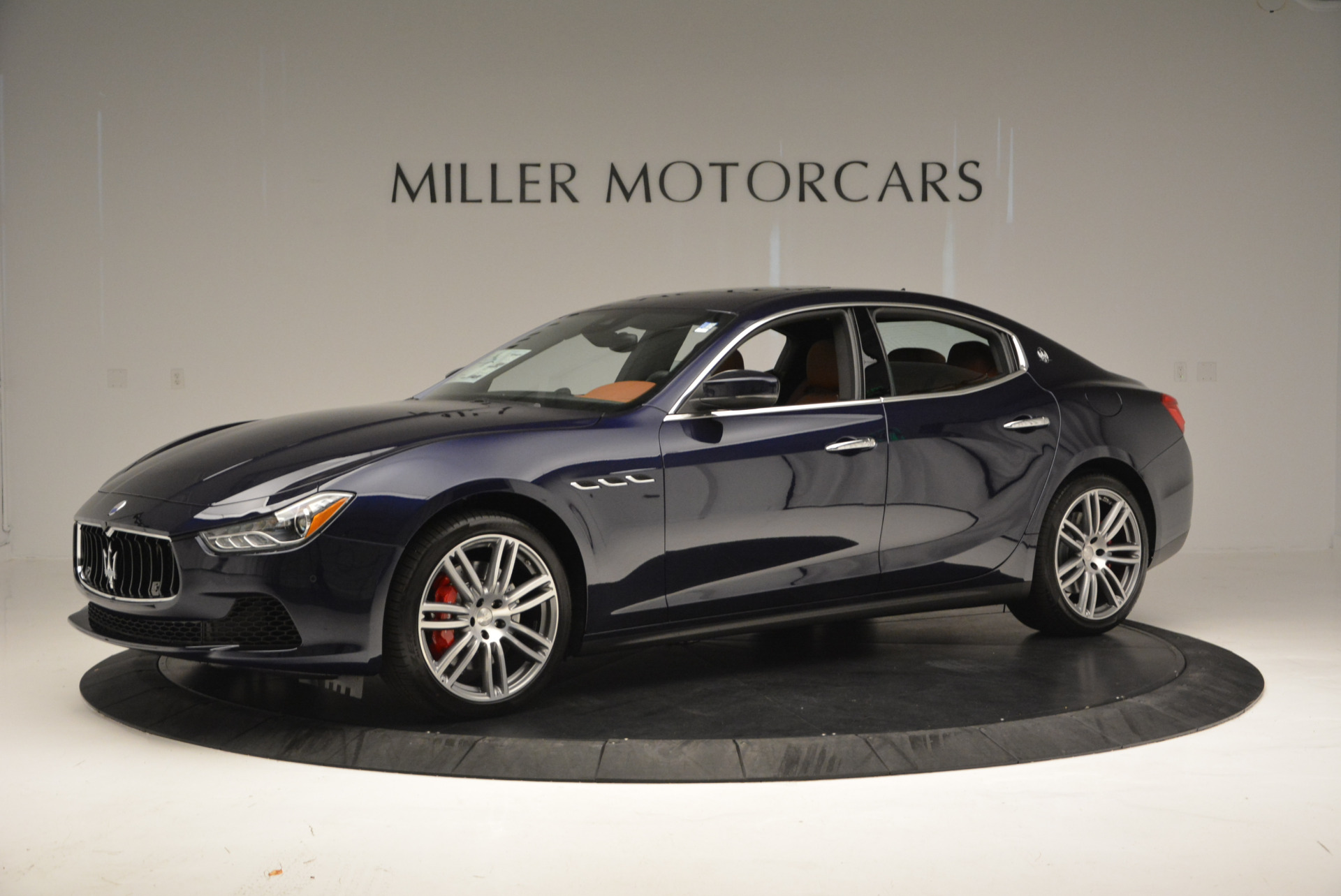 New 2017 Maserati Ghibli S Q4 For Sale In Greenwich, CT. Alfa Romeo of Greenwich, M1681 571_p2