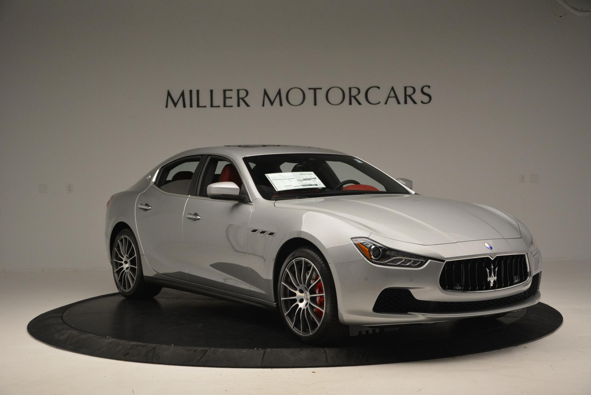 New 2017 Maserati Ghibli S Q4 For Sale In Greenwich, CT. Alfa Romeo of Greenwich, W338 572_p11