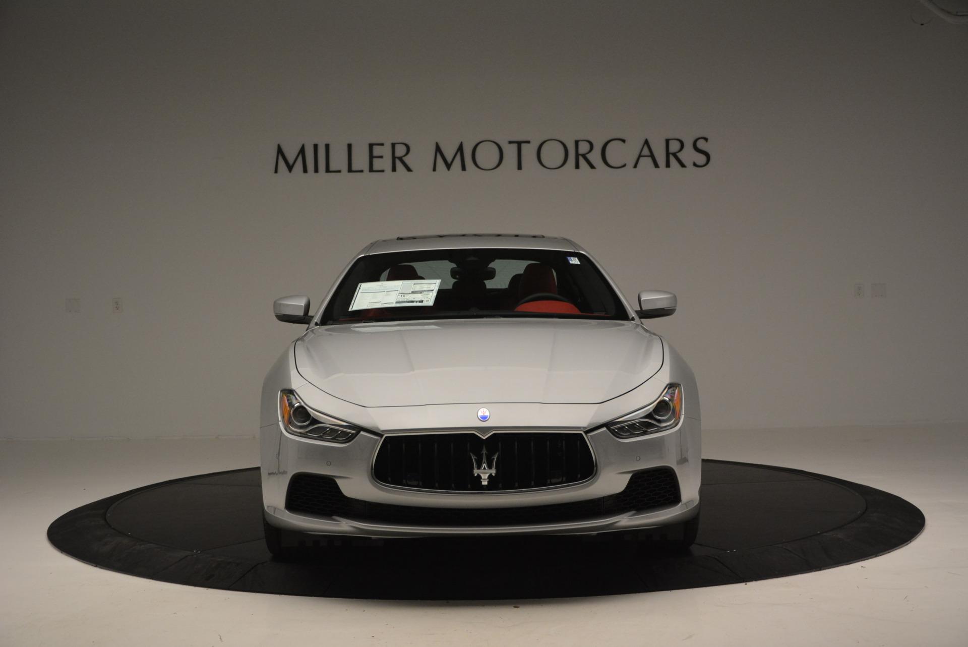 New 2017 Maserati Ghibli S Q4 For Sale In Greenwich, CT. Alfa Romeo of Greenwich, W338 572_p12
