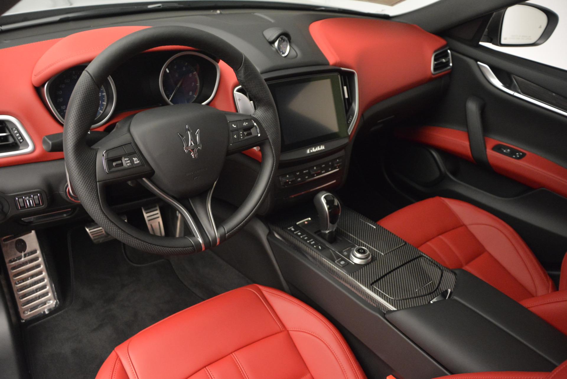 New 2017 Maserati Ghibli S Q4 For Sale In Greenwich, CT. Alfa Romeo of Greenwich, W338 572_p13