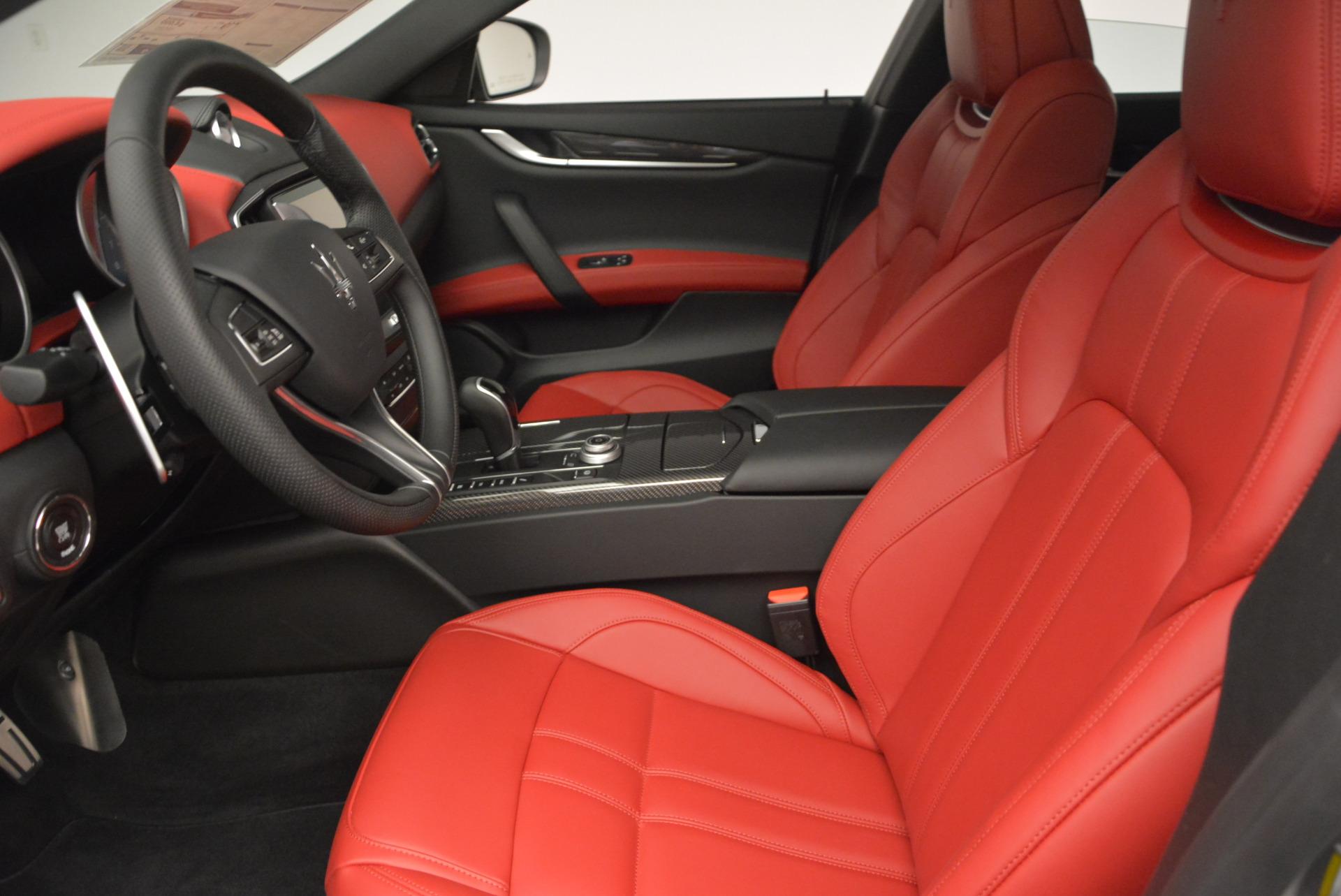 New 2017 Maserati Ghibli S Q4 For Sale In Greenwich, CT. Alfa Romeo of Greenwich, W338 572_p14