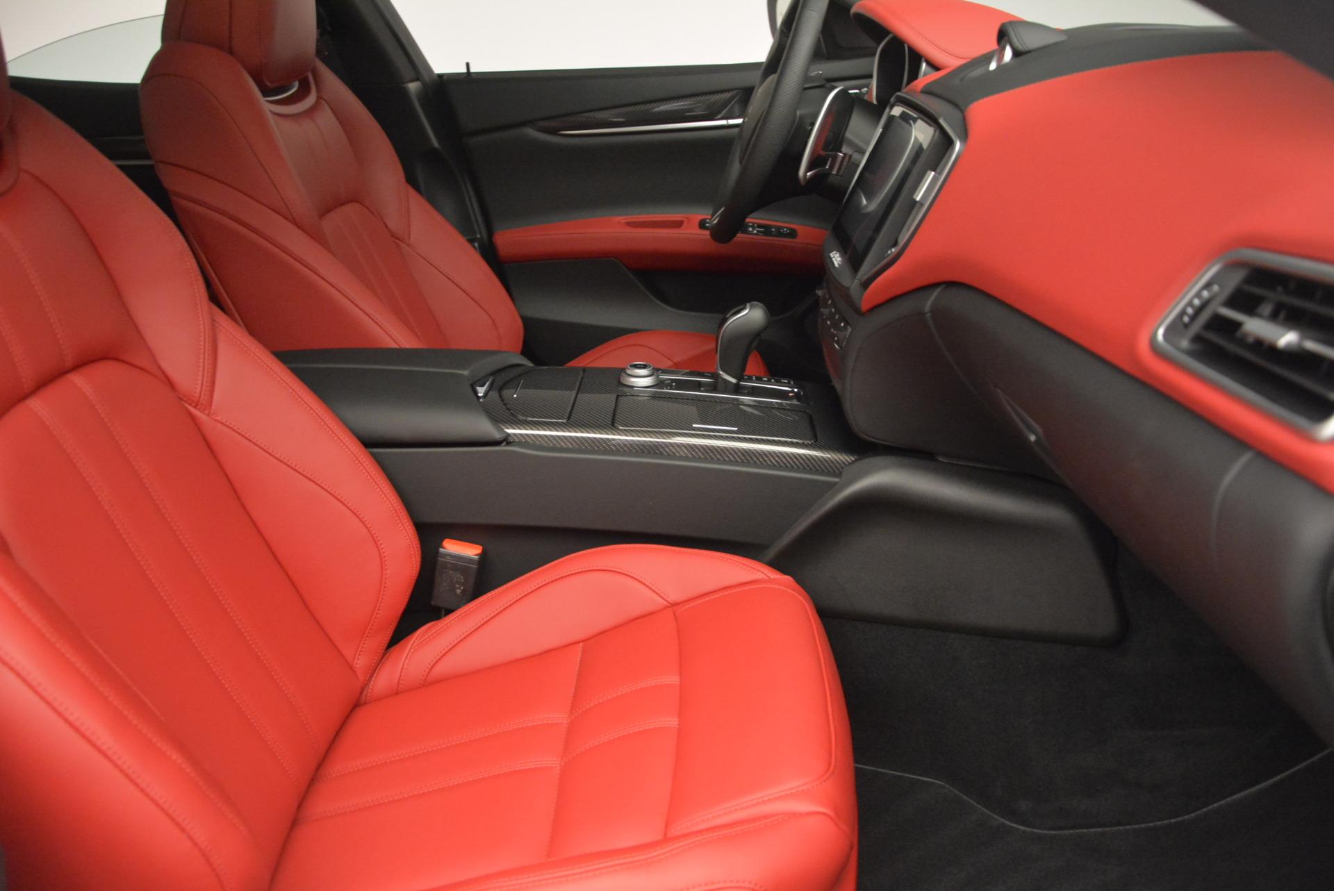 New 2017 Maserati Ghibli S Q4 For Sale In Greenwich, CT. Alfa Romeo of Greenwich, W338 572_p20
