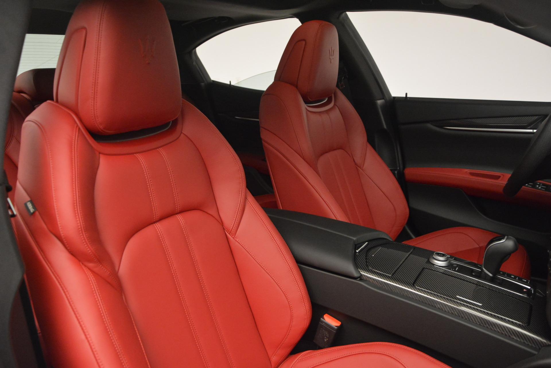 New 2017 Maserati Ghibli S Q4 For Sale In Greenwich, CT. Alfa Romeo of Greenwich, W338 572_p21