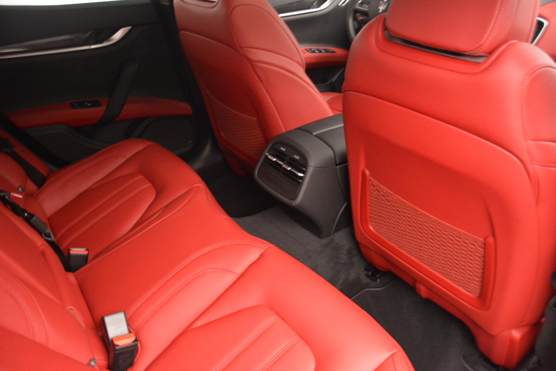 New 2017 Maserati Ghibli S Q4 For Sale In Greenwich, CT. Alfa Romeo of Greenwich, W338 572_p22