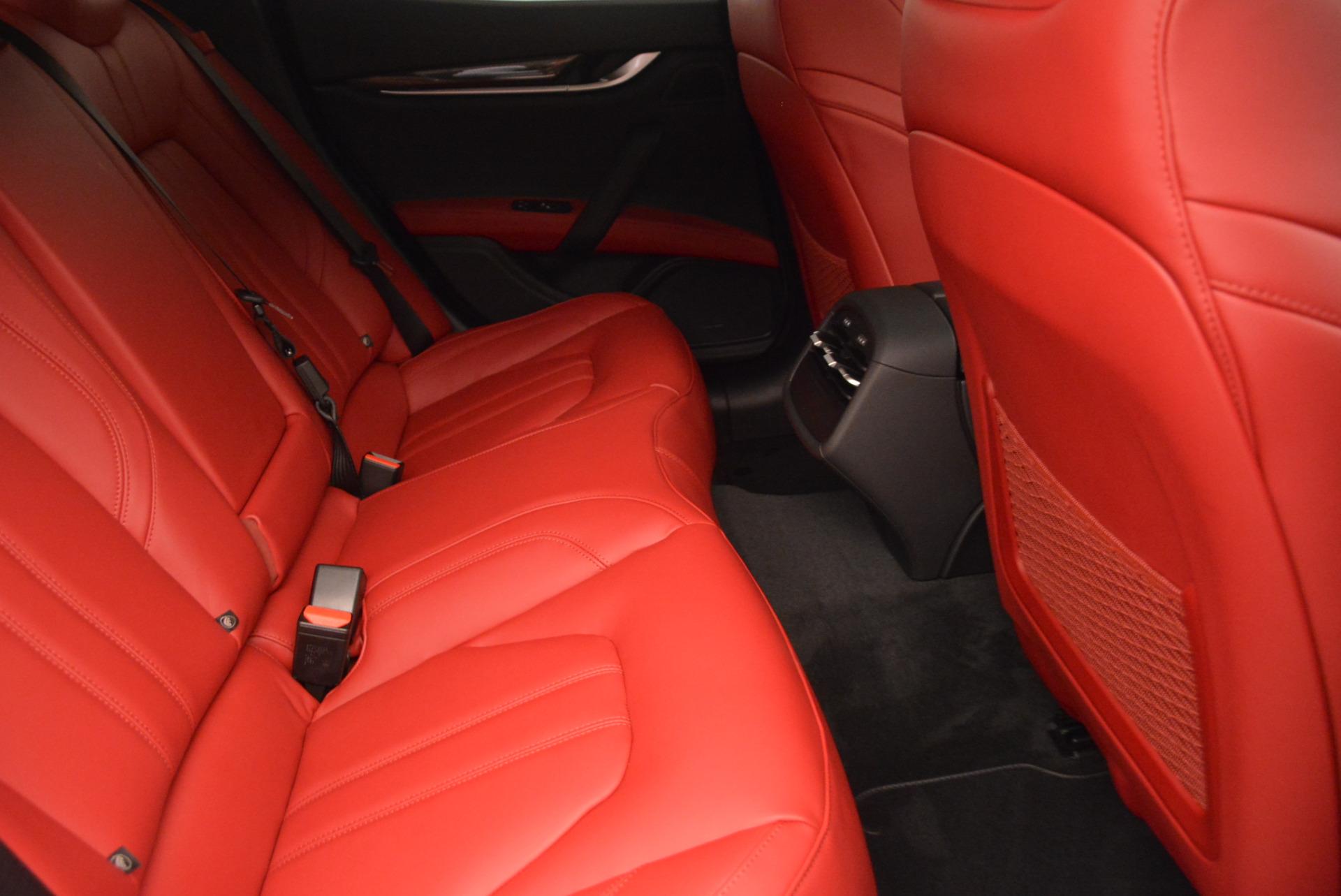 New 2017 Maserati Ghibli S Q4 For Sale In Greenwich, CT. Alfa Romeo of Greenwich, W338 572_p23