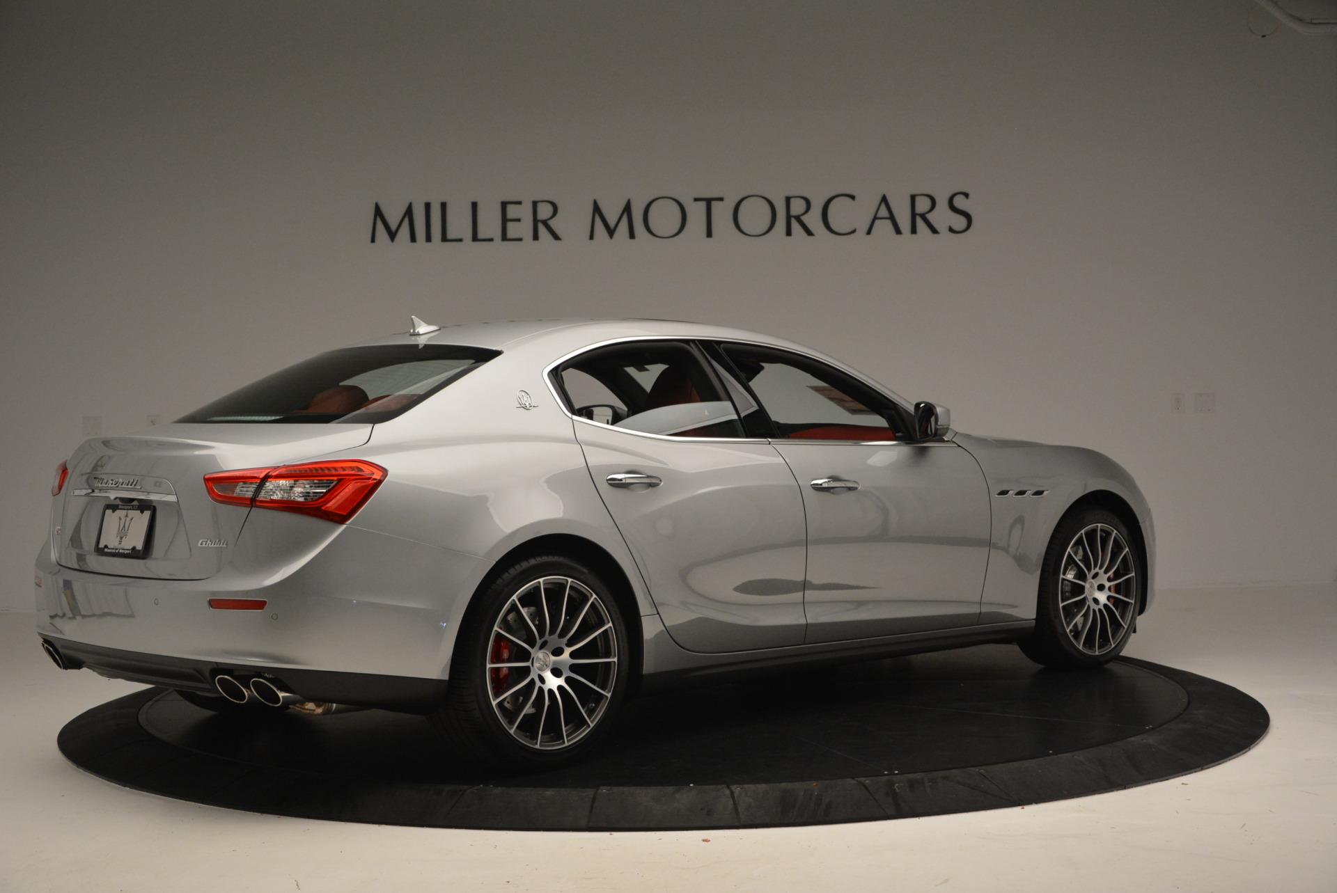New 2017 Maserati Ghibli S Q4 For Sale In Greenwich, CT. Alfa Romeo of Greenwich, W338 572_p8
