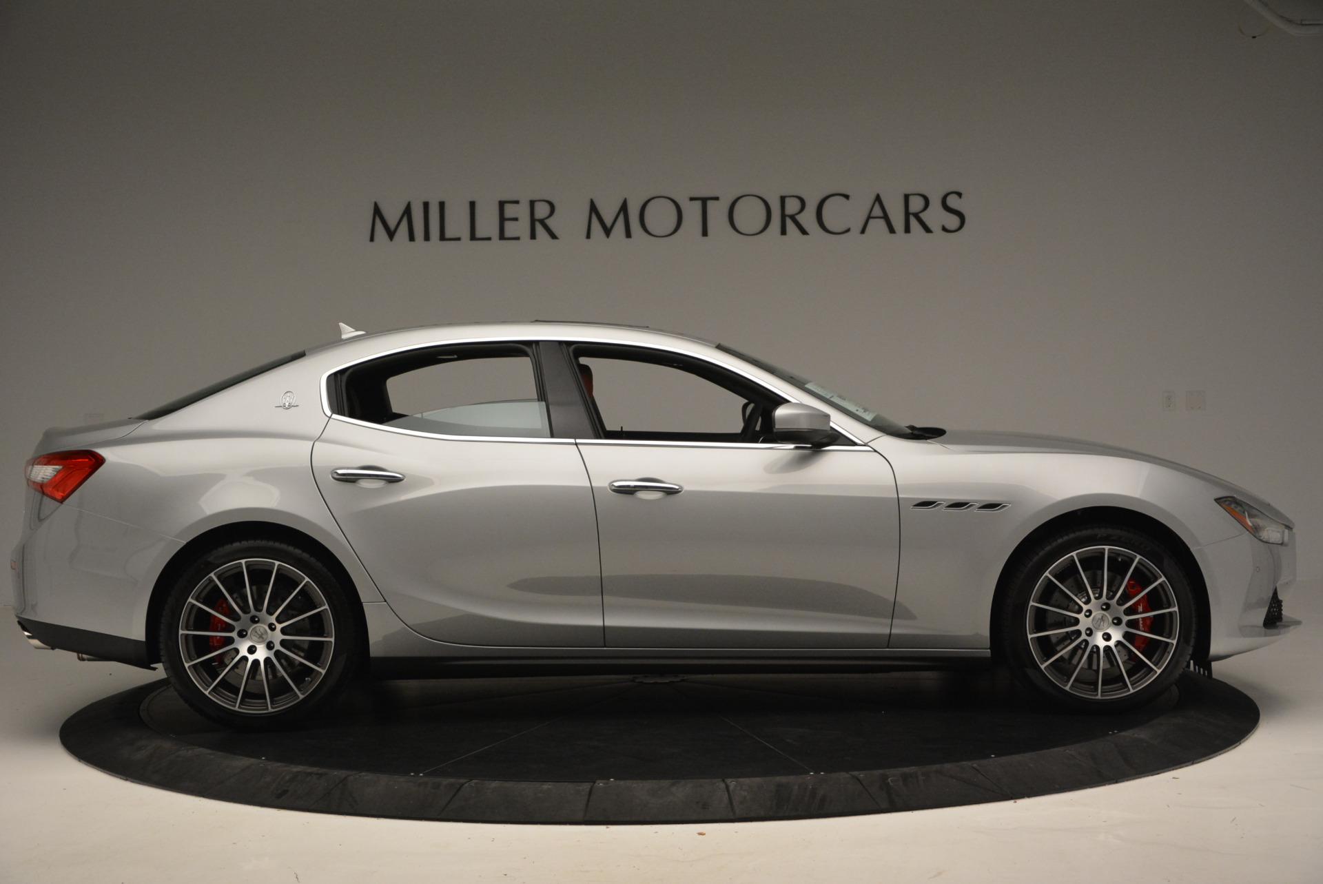 New 2017 Maserati Ghibli S Q4 For Sale In Greenwich, CT. Alfa Romeo of Greenwich, W338 572_p9