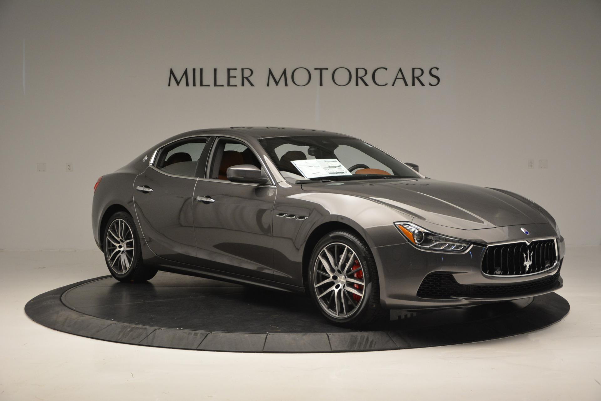New 2017 Maserati Ghibli S Q4 For Sale In Greenwich, CT. Alfa Romeo of Greenwich, W322 573_p11
