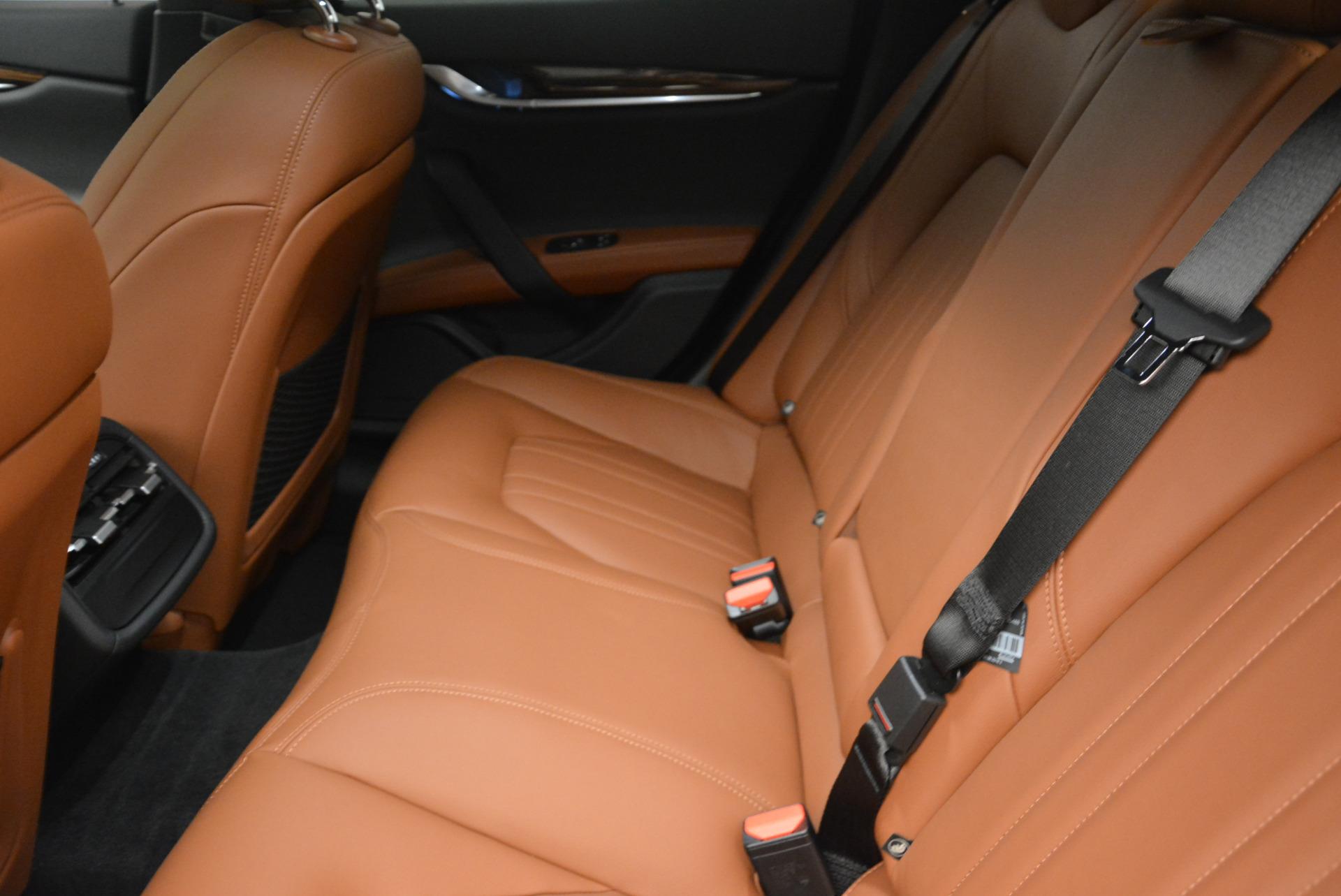 New 2017 Maserati Ghibli S Q4 For Sale In Greenwich, CT. Alfa Romeo of Greenwich, W322 573_p17