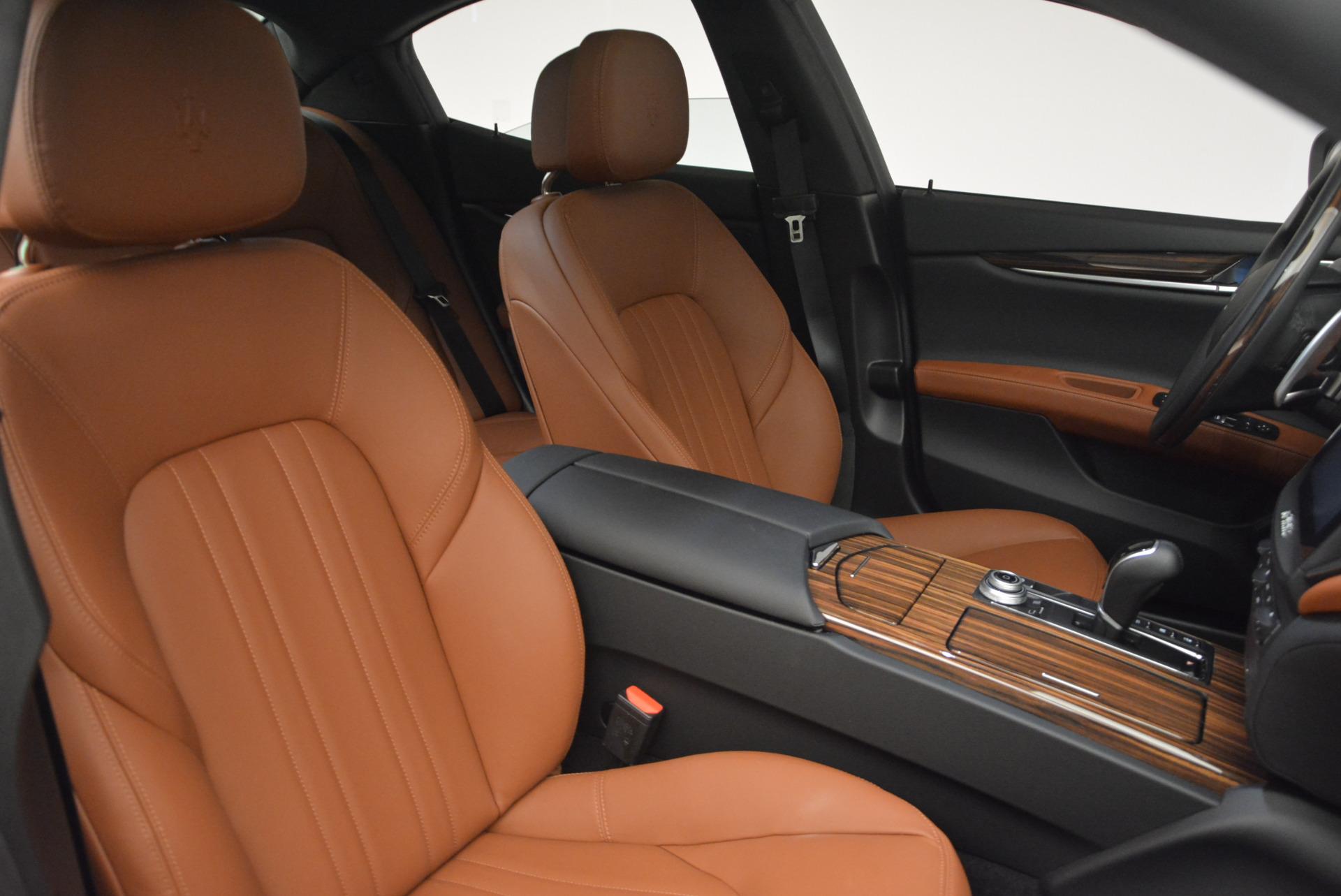 New 2017 Maserati Ghibli S Q4 For Sale In Greenwich, CT. Alfa Romeo of Greenwich, W322 573_p21