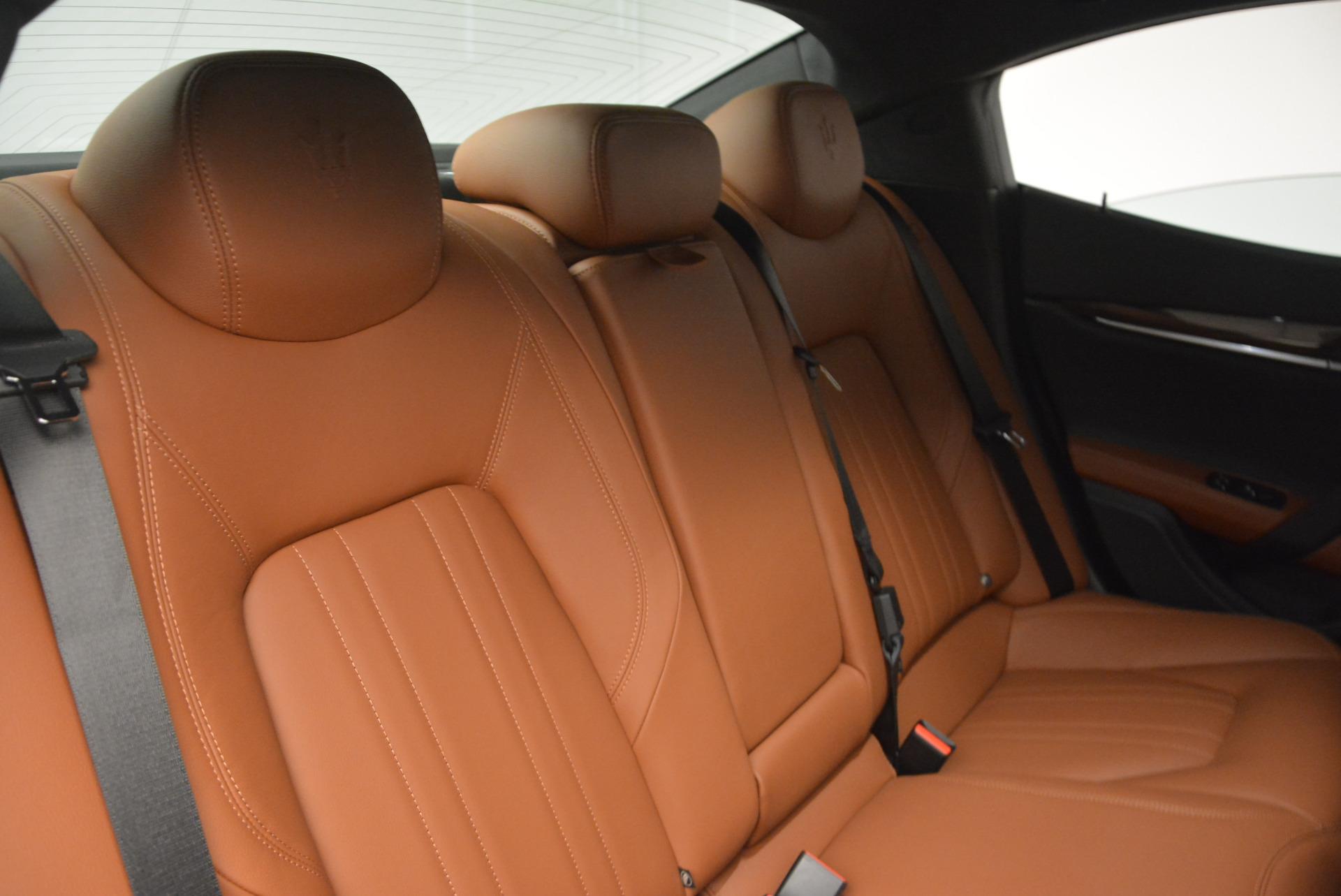 New 2017 Maserati Ghibli S Q4 For Sale In Greenwich, CT. Alfa Romeo of Greenwich, W322 573_p24