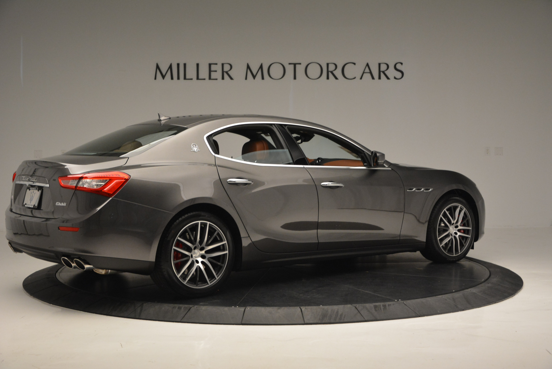 New 2017 Maserati Ghibli S Q4 For Sale In Greenwich, CT. Alfa Romeo of Greenwich, W322 573_p8