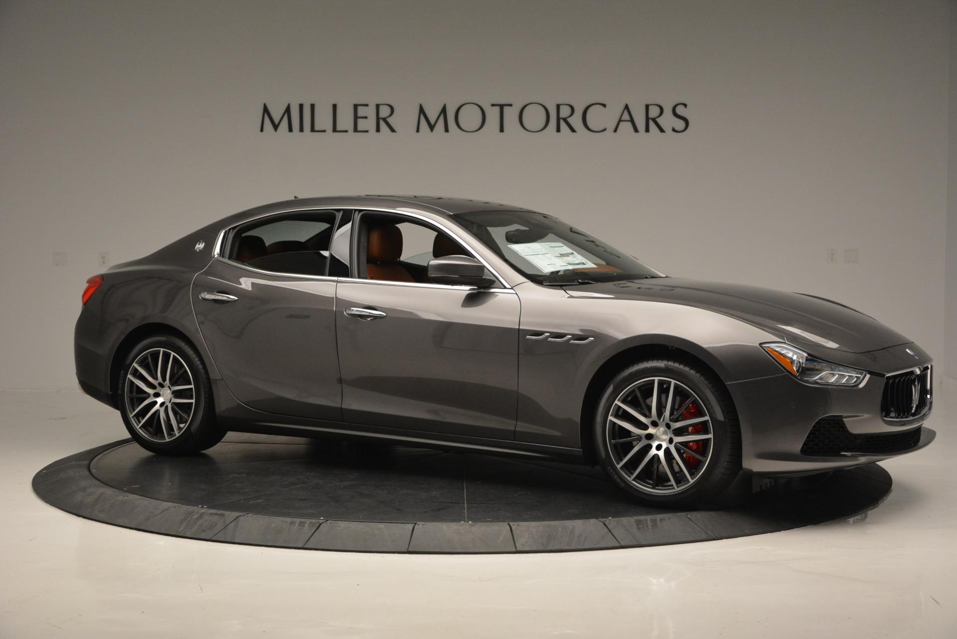 New 2017 Maserati Ghibli S Q4 For Sale In Greenwich, CT. Alfa Romeo of Greenwich, W313 574_p10