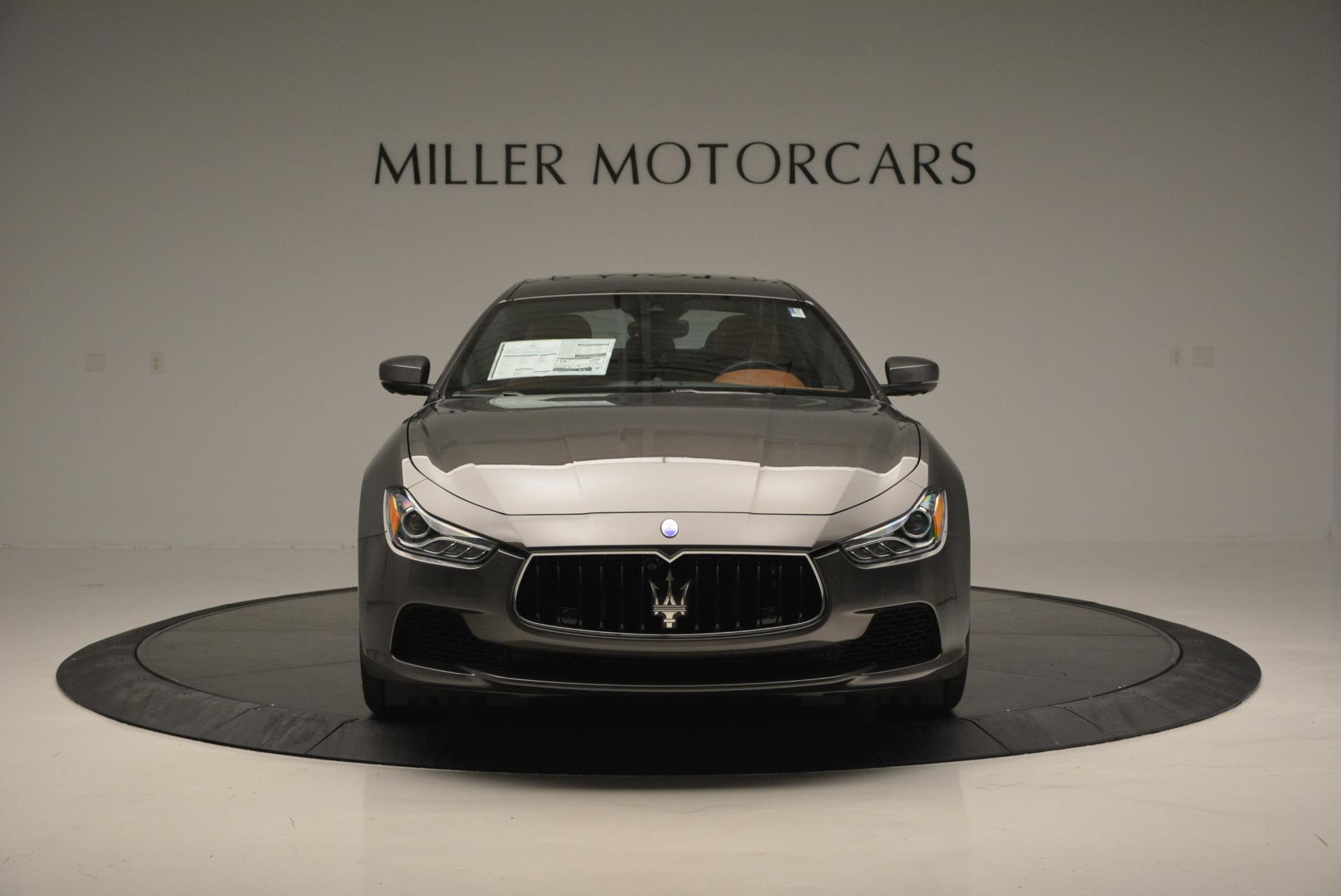 New 2017 Maserati Ghibli S Q4 For Sale In Greenwich, CT. Alfa Romeo of Greenwich, W313 574_p12