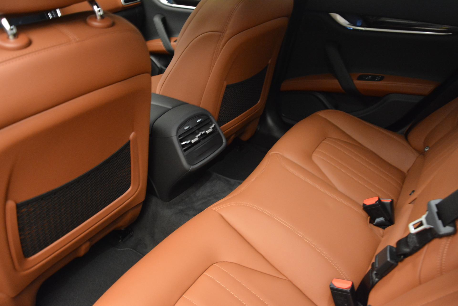 New 2017 Maserati Ghibli S Q4 For Sale In Greenwich, CT. Alfa Romeo of Greenwich, W313 574_p17