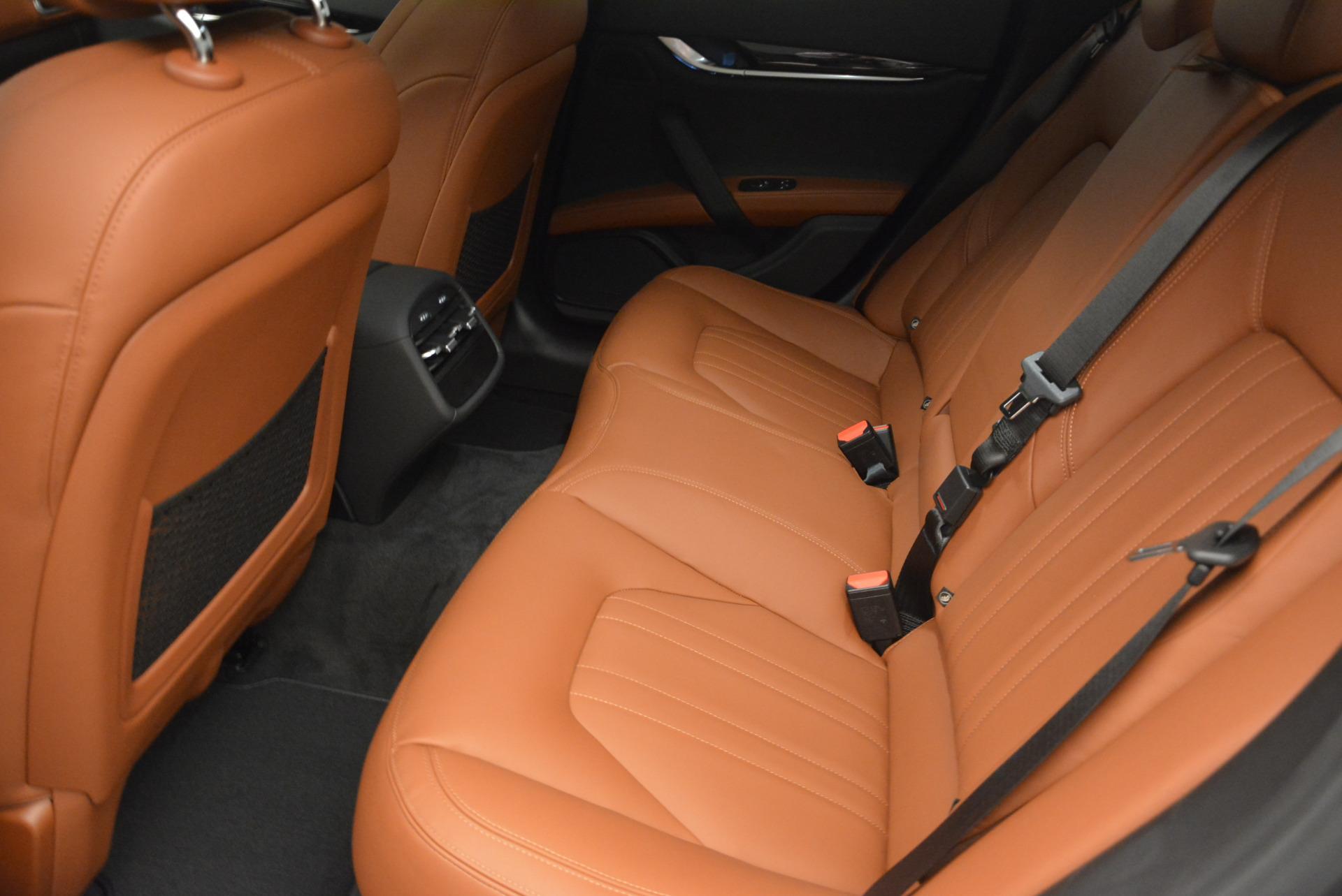New 2017 Maserati Ghibli S Q4 For Sale In Greenwich, CT. Alfa Romeo of Greenwich, W313 574_p18