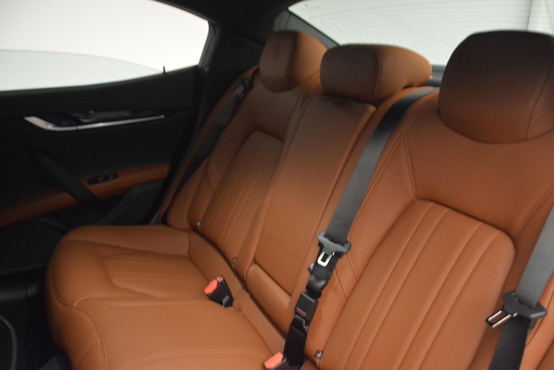 New 2017 Maserati Ghibli S Q4 For Sale In Greenwich, CT. Alfa Romeo of Greenwich, W313 574_p19