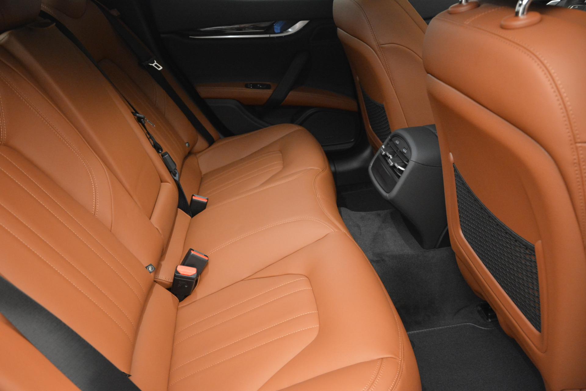 New 2017 Maserati Ghibli S Q4 For Sale In Greenwich, CT. Alfa Romeo of Greenwich, W313 574_p24